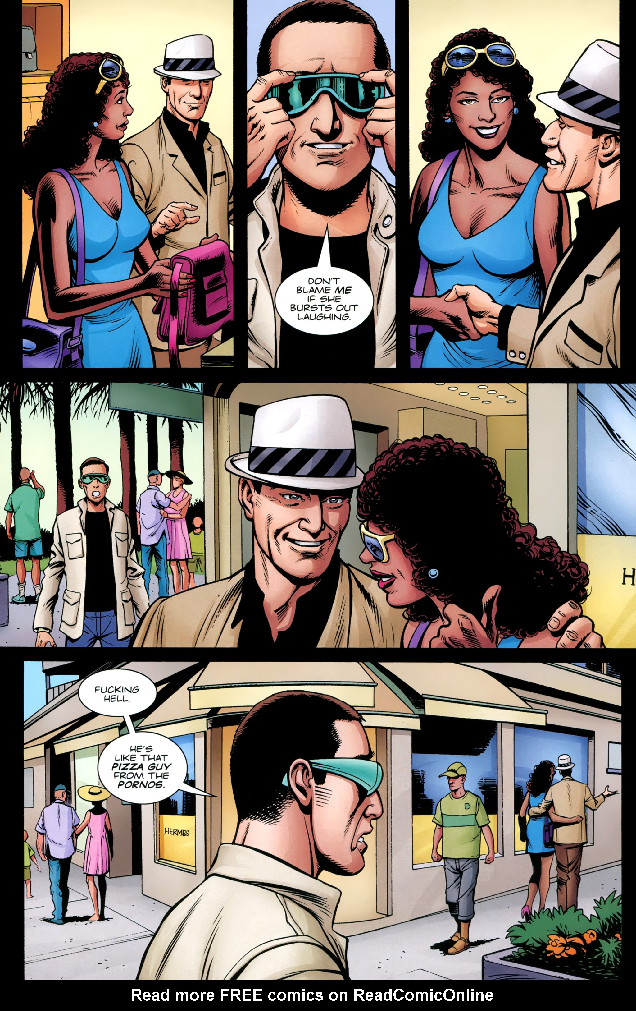 Read online Secret Service comic -  Issue #5 - 18
