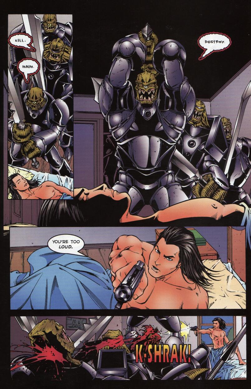 Read online Turok 3: Shadow of Oblivion comic -  Issue # Full - 10