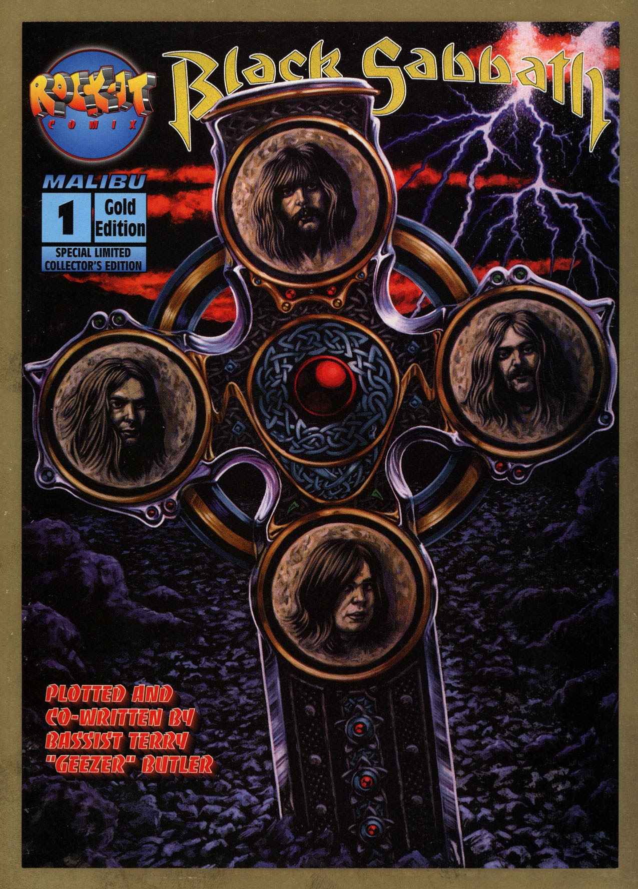 Black Sabbath issue Full - Page 1