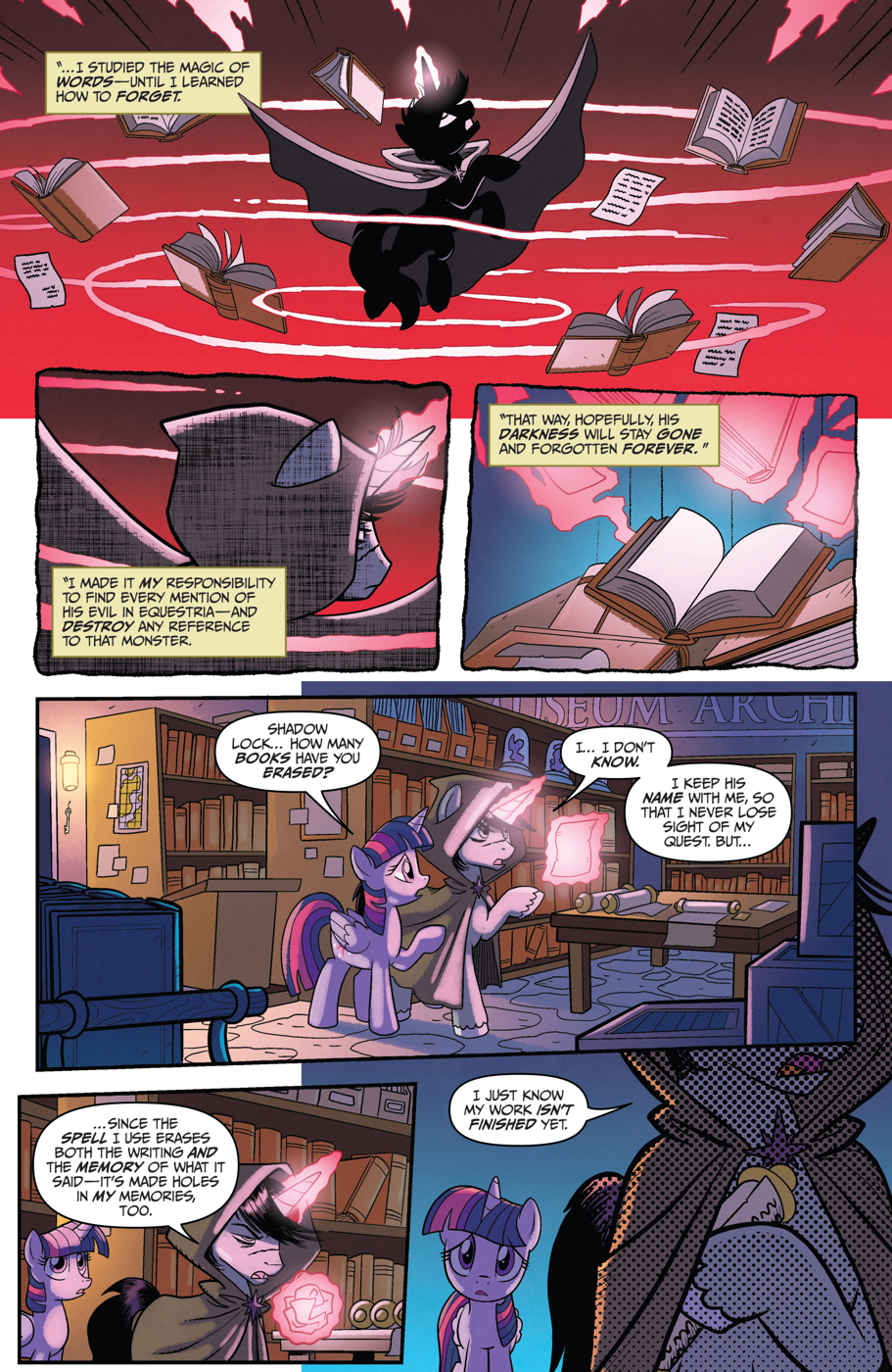 Read online My Little Pony: Friendship is Magic comic -  Issue #53 - 10