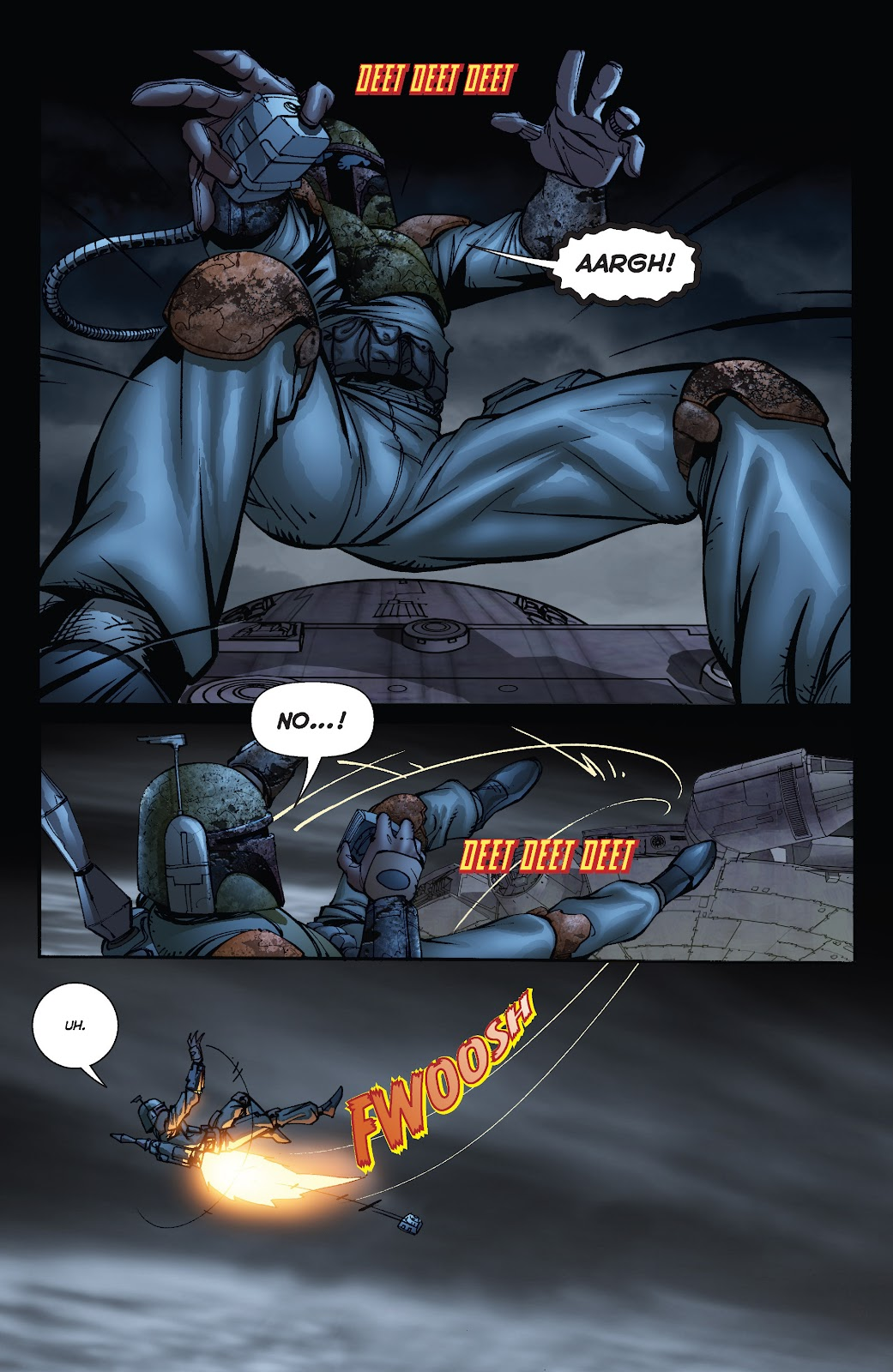 Read online Star Wars Legends: Infinities - Epic Collection comic -  Issue # TPB (Part 3) - 38