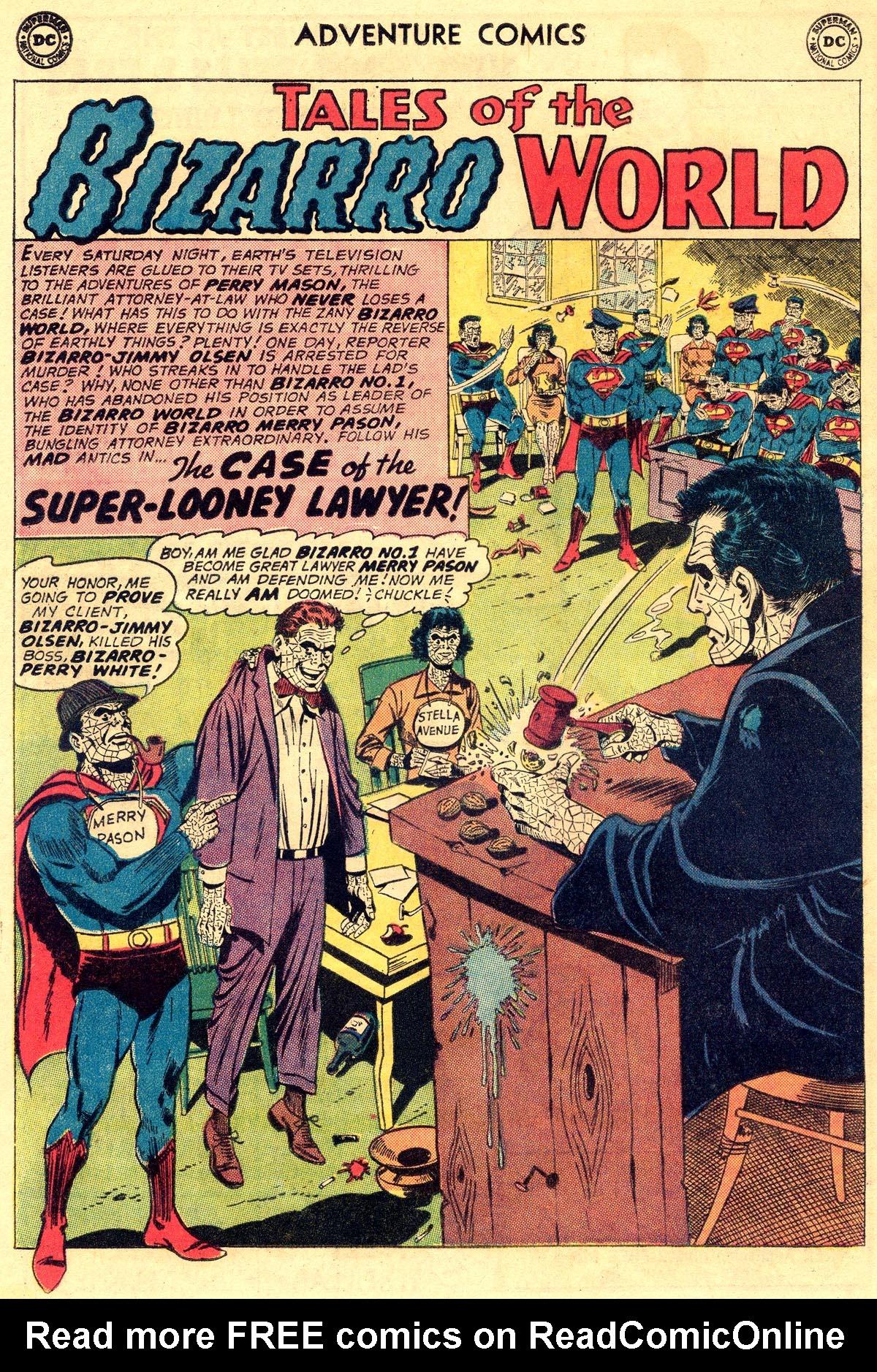 Read online Adventure Comics (1938) comic -  Issue #296 - 20