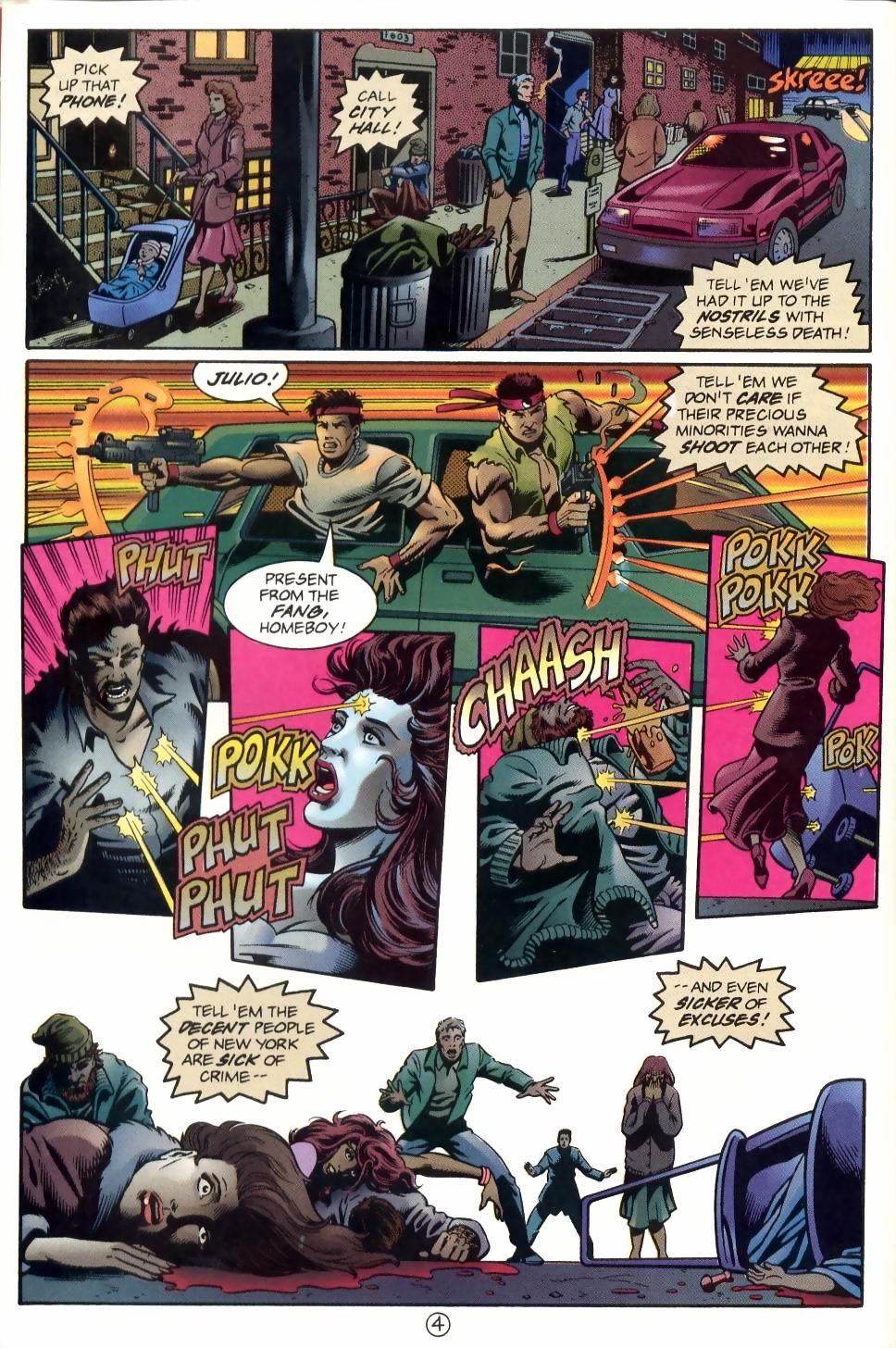 Read online Sludge comic -  Issue #1 - 5