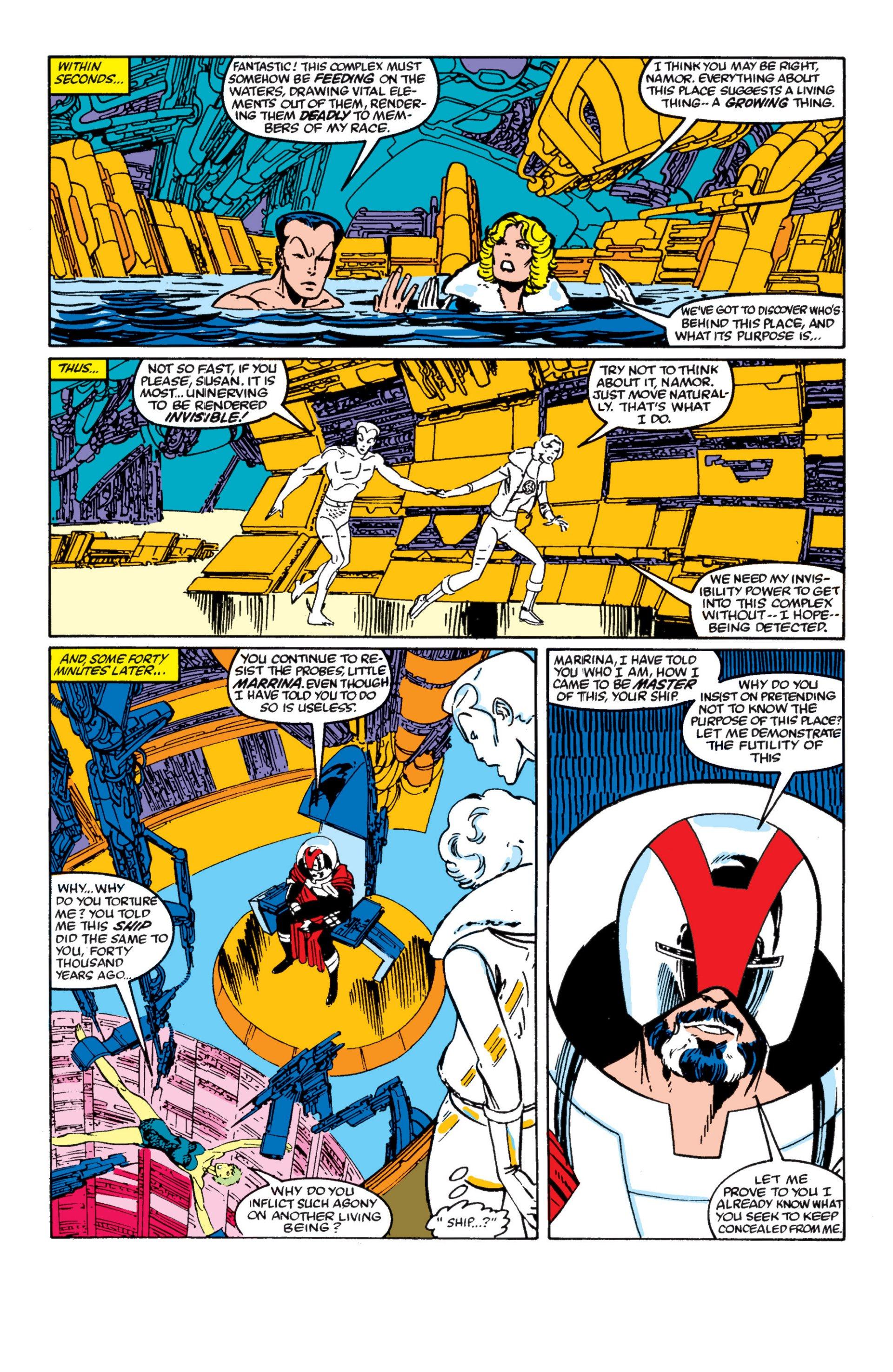 Read online Alpha Flight (1983) comic -  Issue #4 - 12