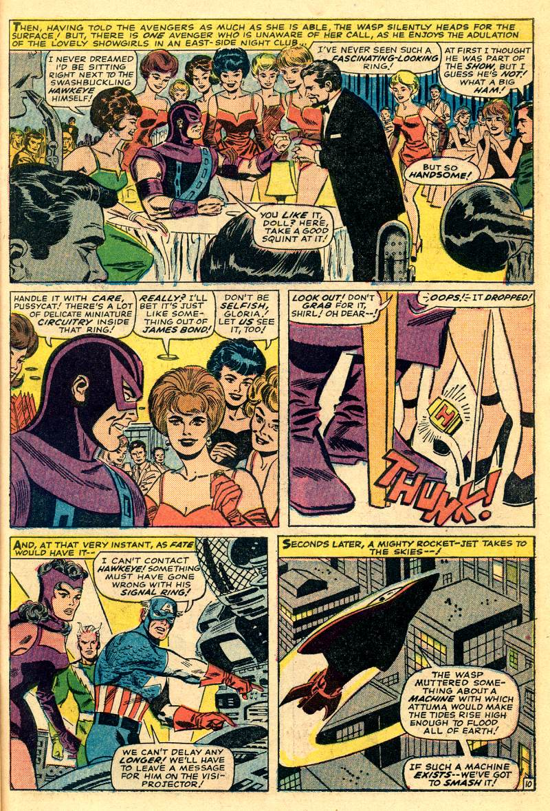 The Avengers (1963) 26 Page 14