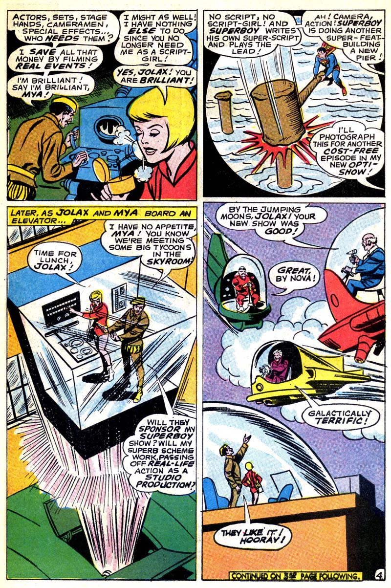 Superboy (1949) issue 145 - Page 5
