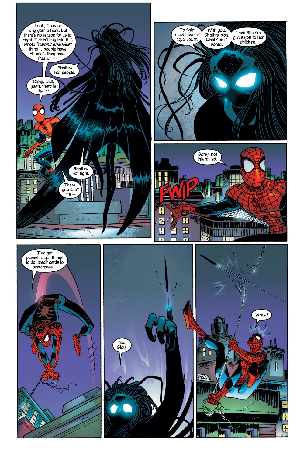 The Amazing Spider-Man (1999) 46 Page 12