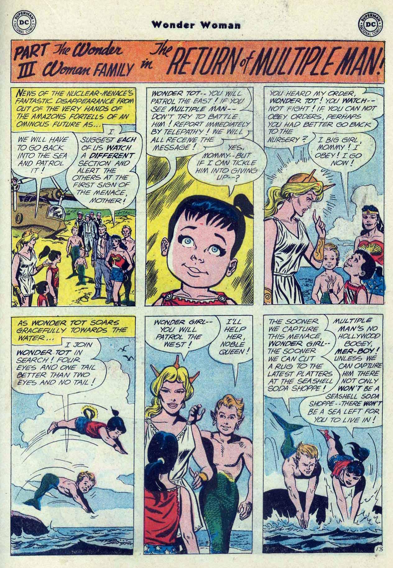 Read online Wonder Woman (1942) comic -  Issue #129 - 19