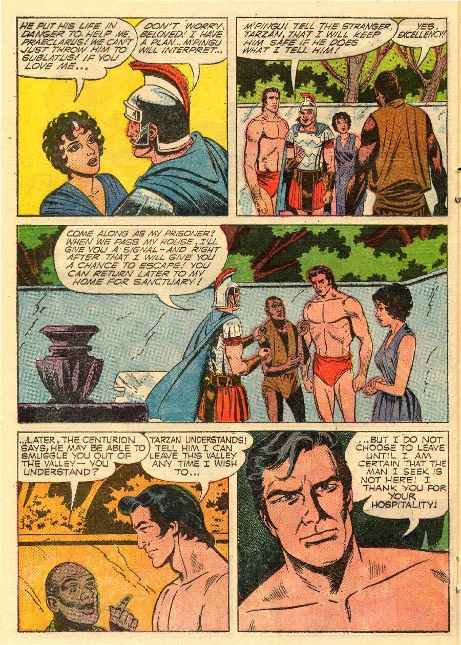 Tarzan (1962) issue 194 - Page 24