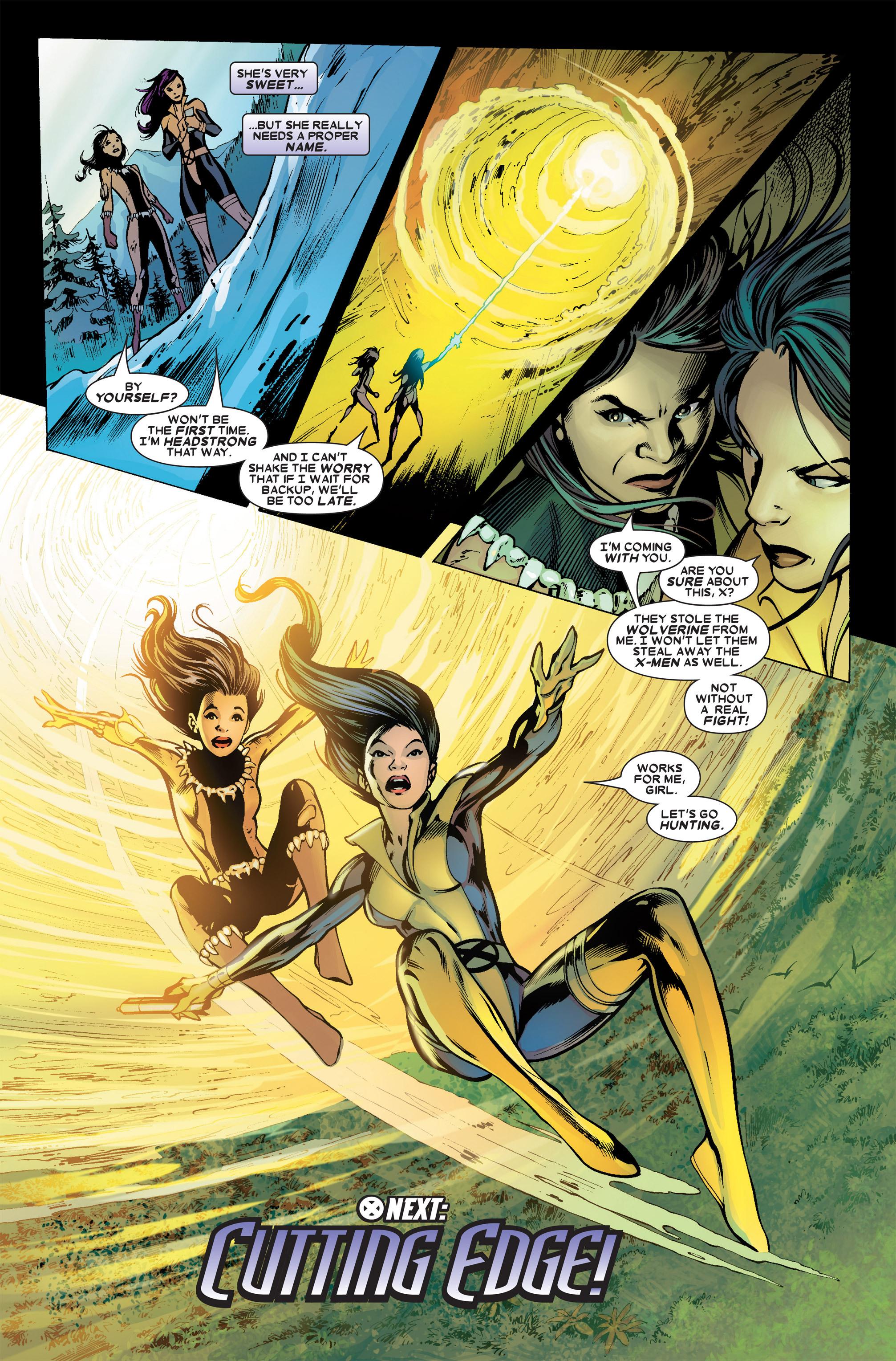 Read online Uncanny X-Men (1963) comic -  Issue #456 - 23