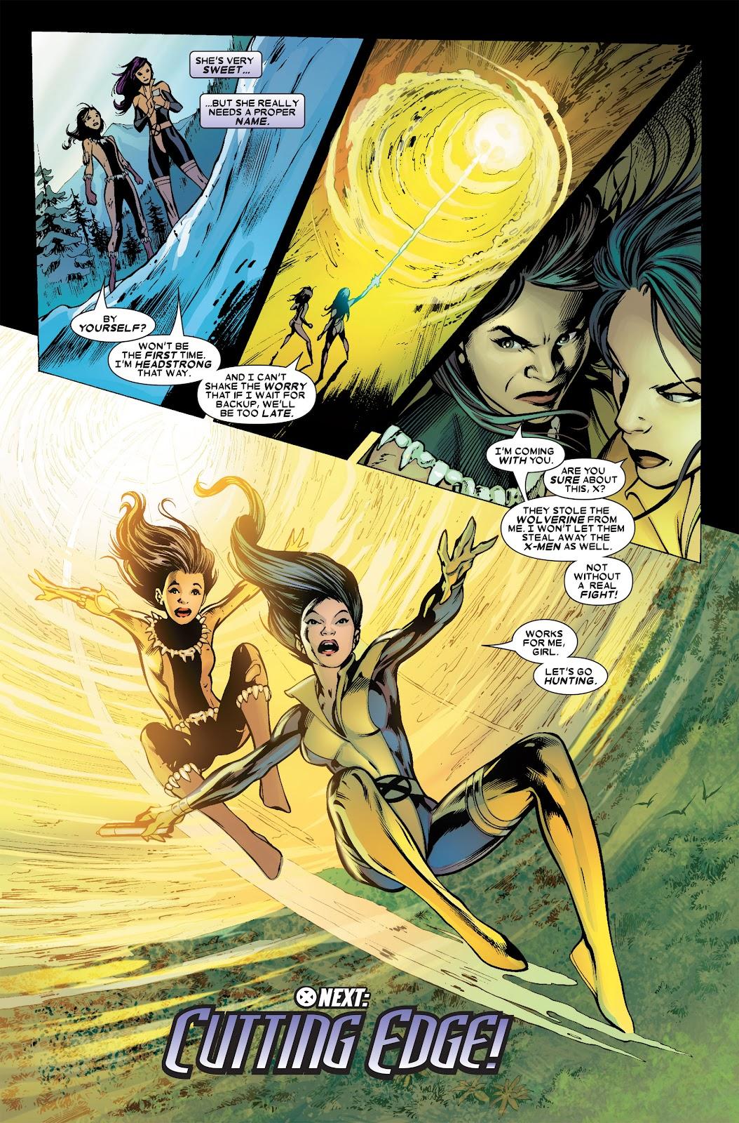 Uncanny X-Men (1963) issue 456 - Page 23