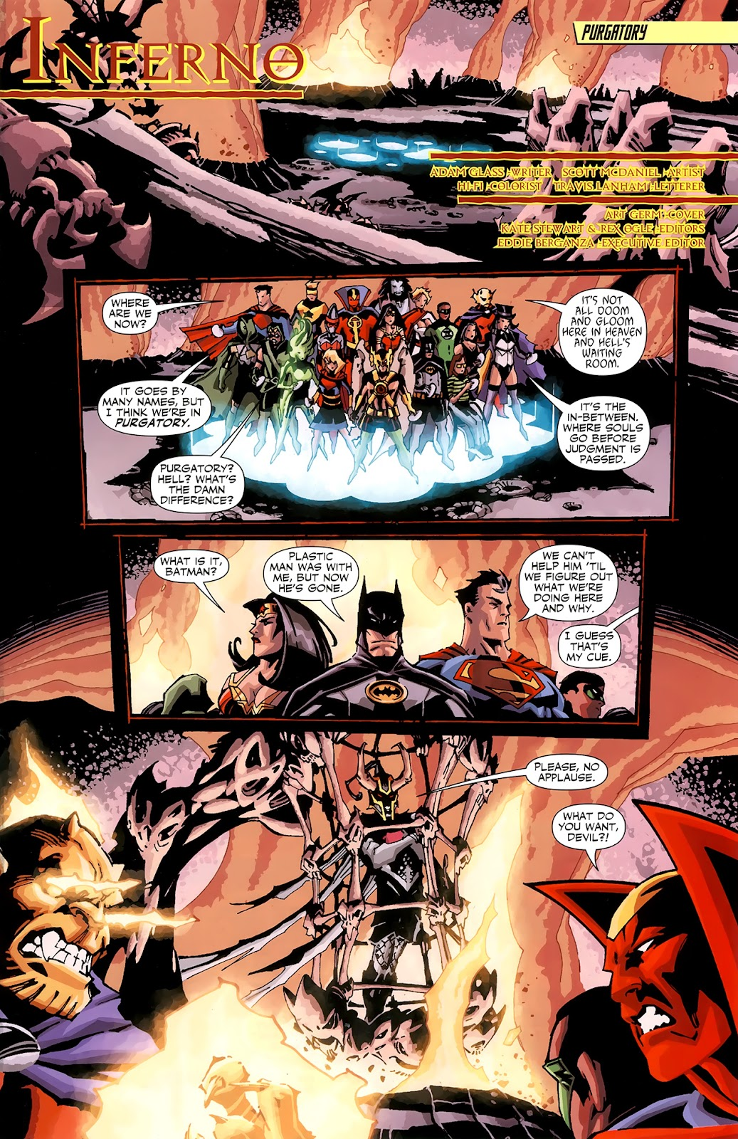 Read online JLA 80-Page Giant 2011 comic -  Issue # Full - 64