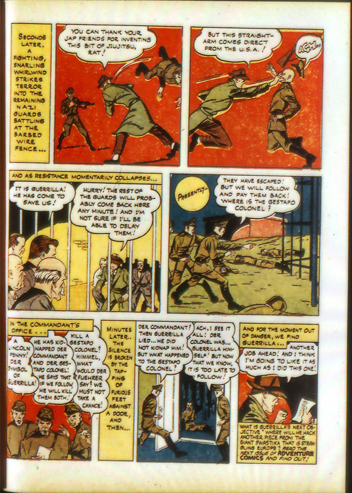 Read online Adventure Comics (1938) comic -  Issue #89 - 57