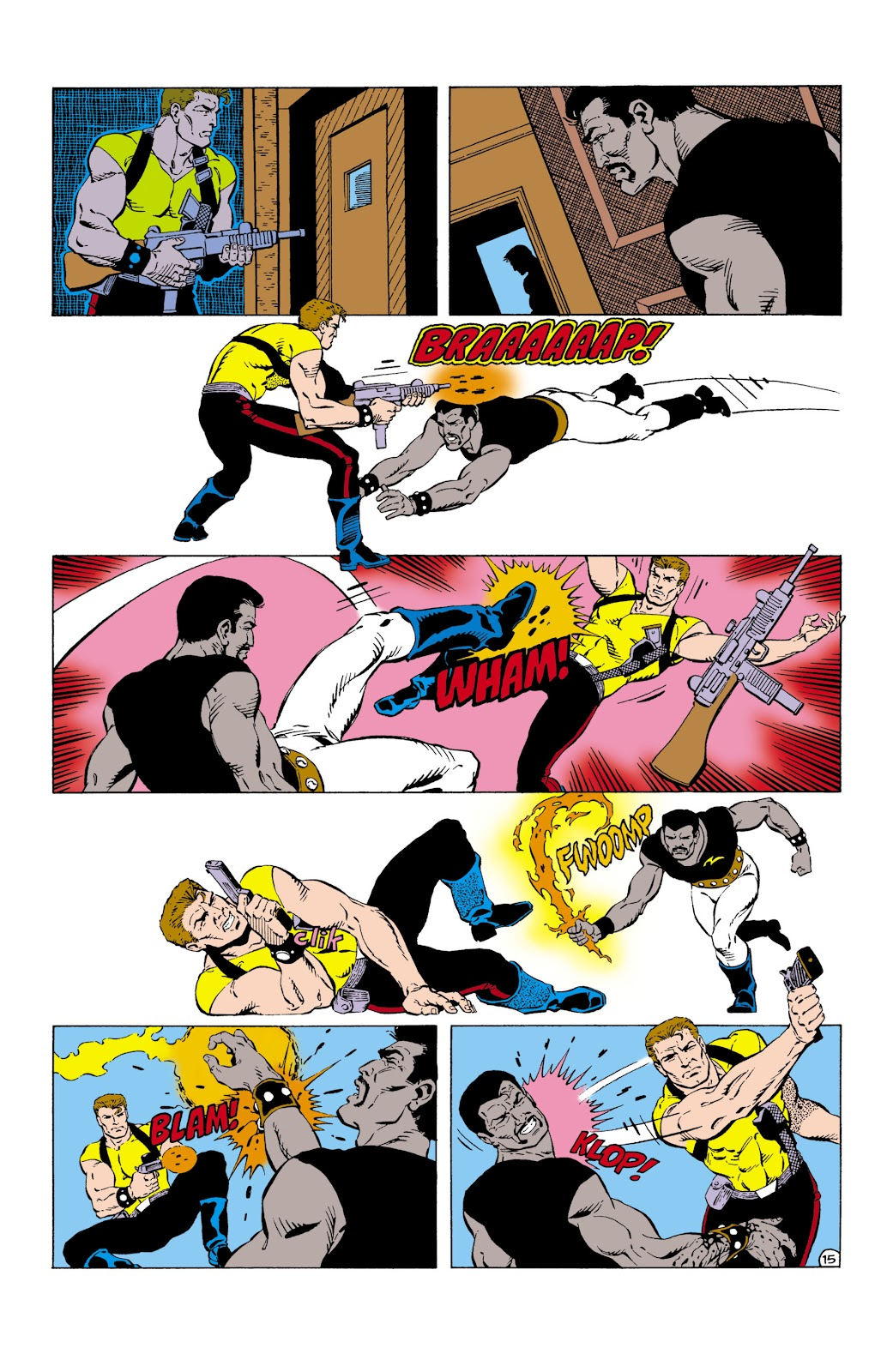 Suicide Squad (1987) Issue #2 #3 - English 16