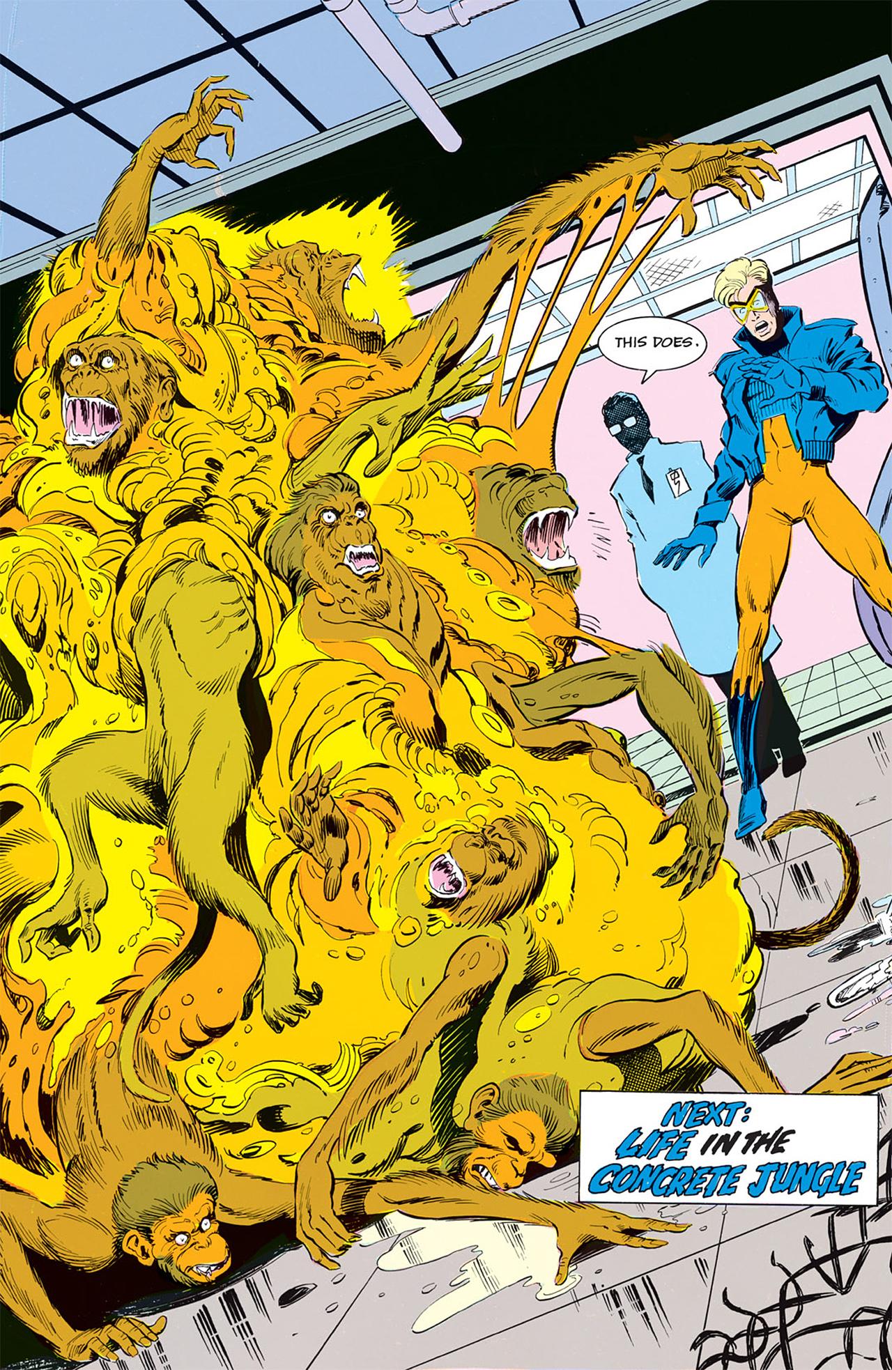 Read online Animal Man (1988) comic -  Issue #1 - 26