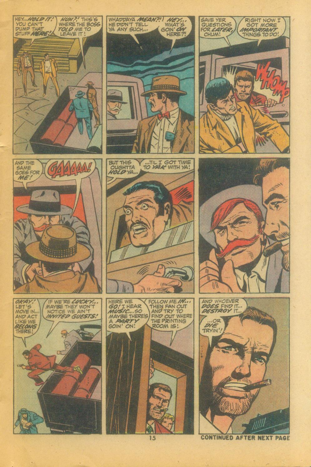 Read online Sgt. Fury comic -  Issue #102 - 17