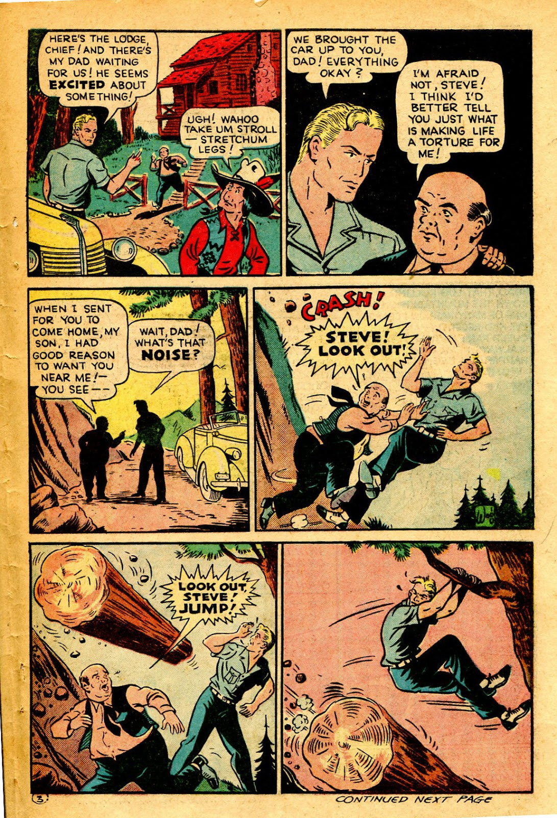 Read online Famous Funnies comic -  Issue #126 - 43