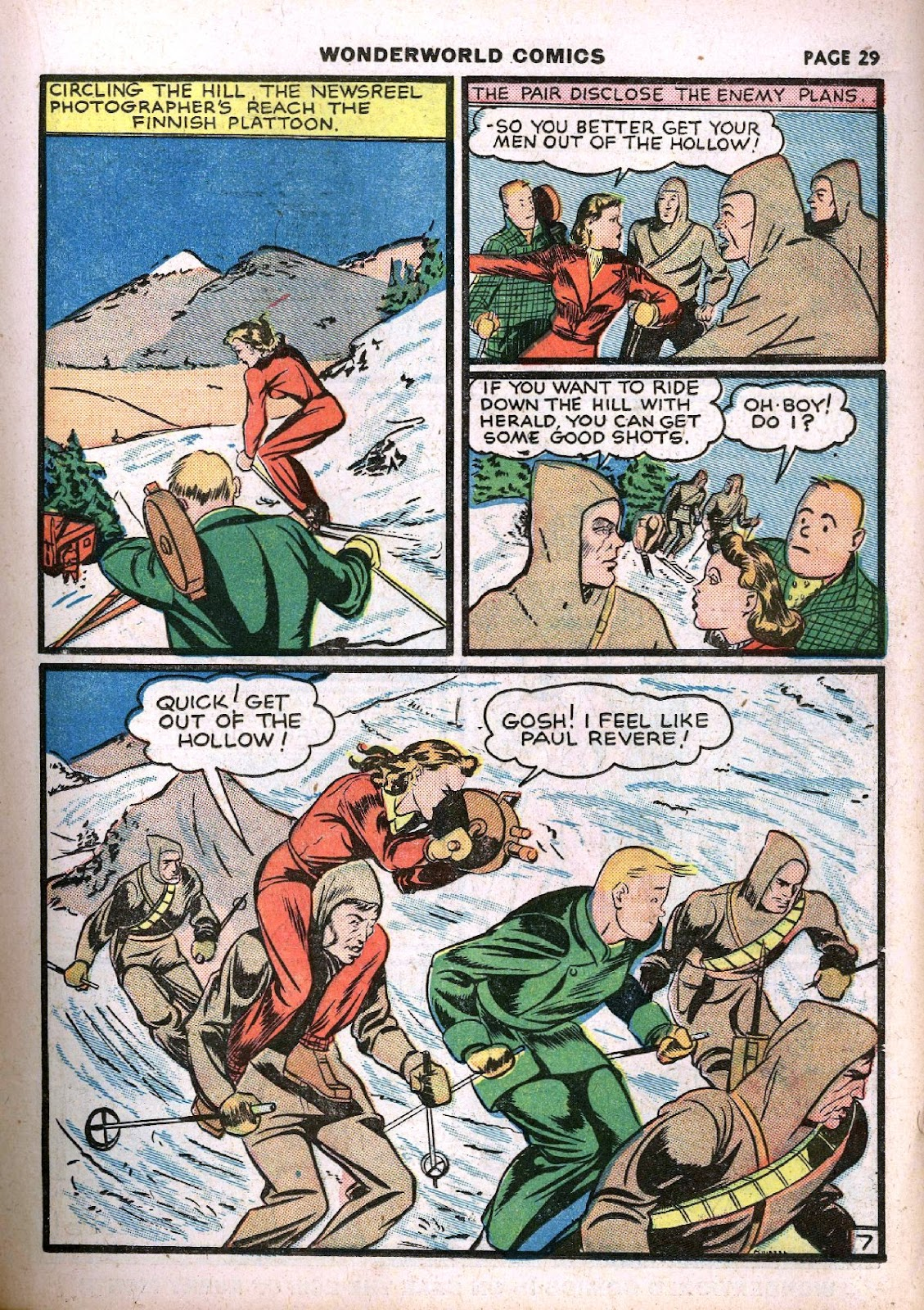 Wonderworld Comics issue 14 - Page 31