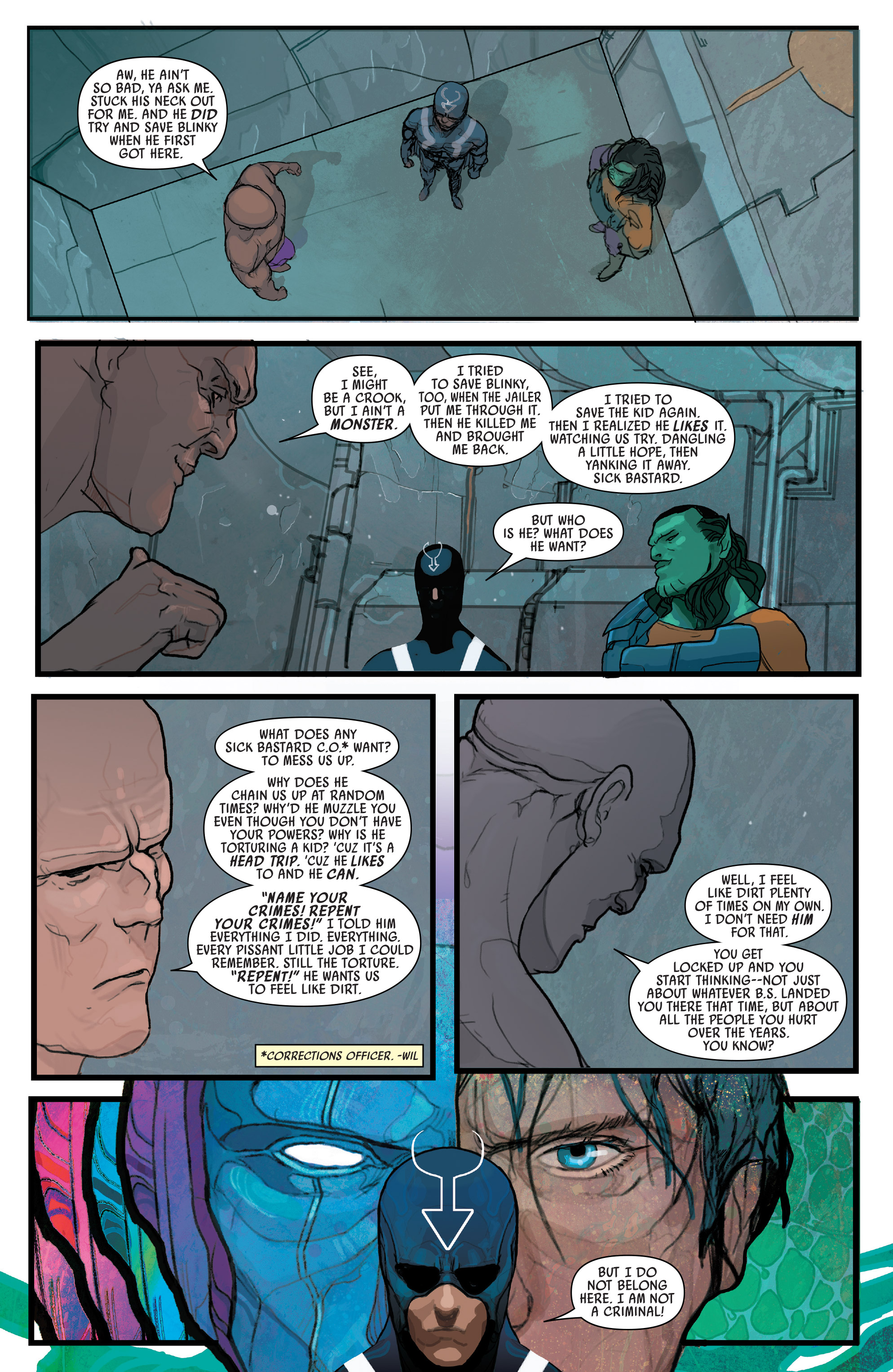Read online Black Bolt comic -  Issue #2 - 19