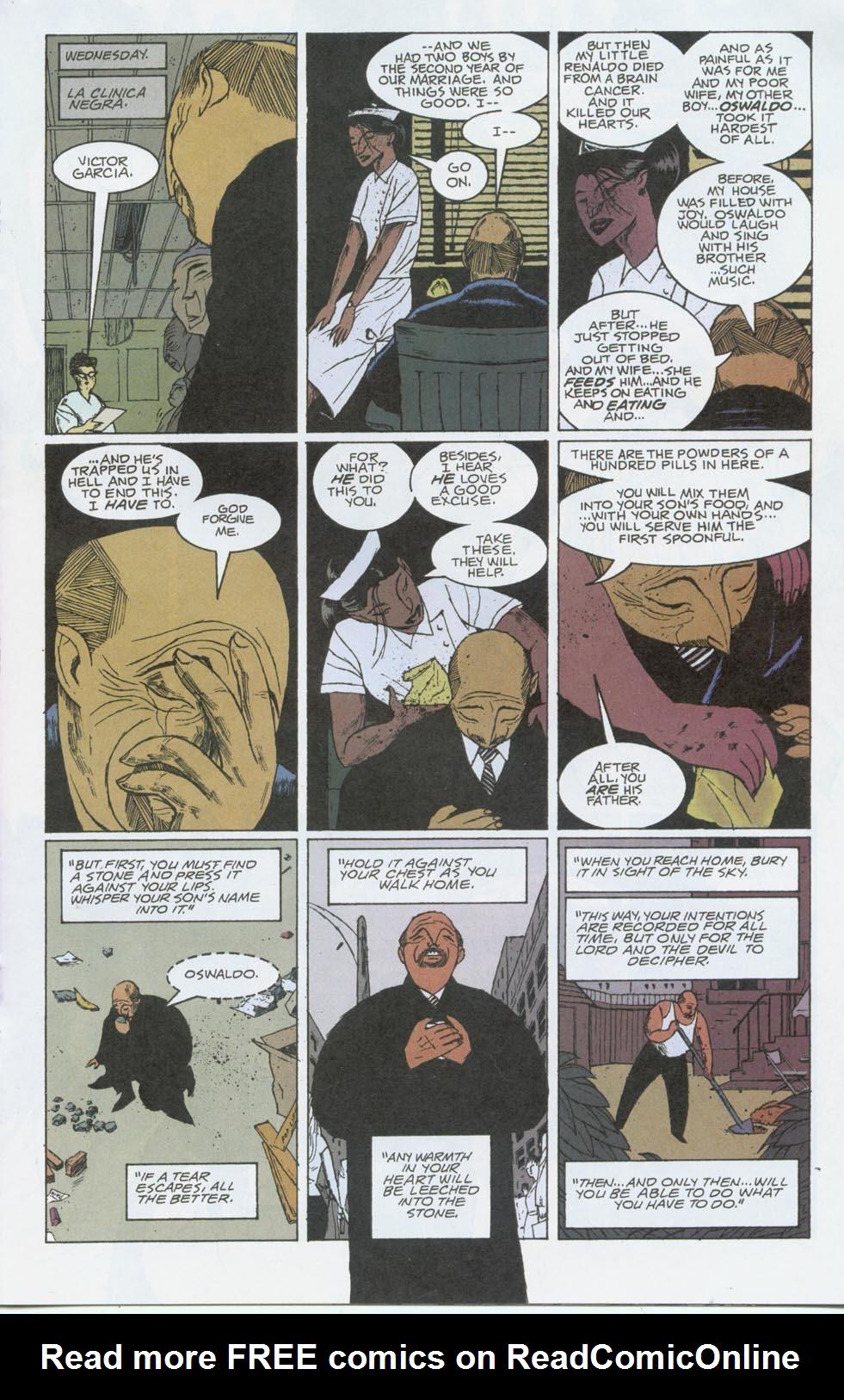 Read online Flinch comic -  Issue #6 - 14