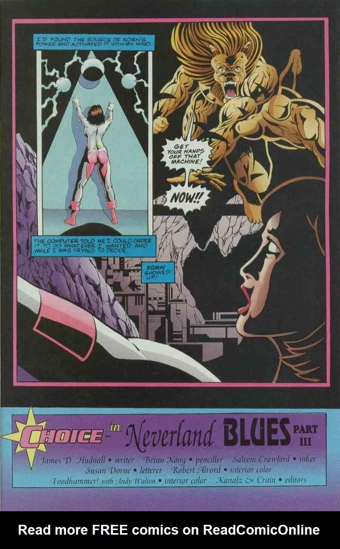 Read online Ultraverse Premiere comic -  Issue #9 - 3