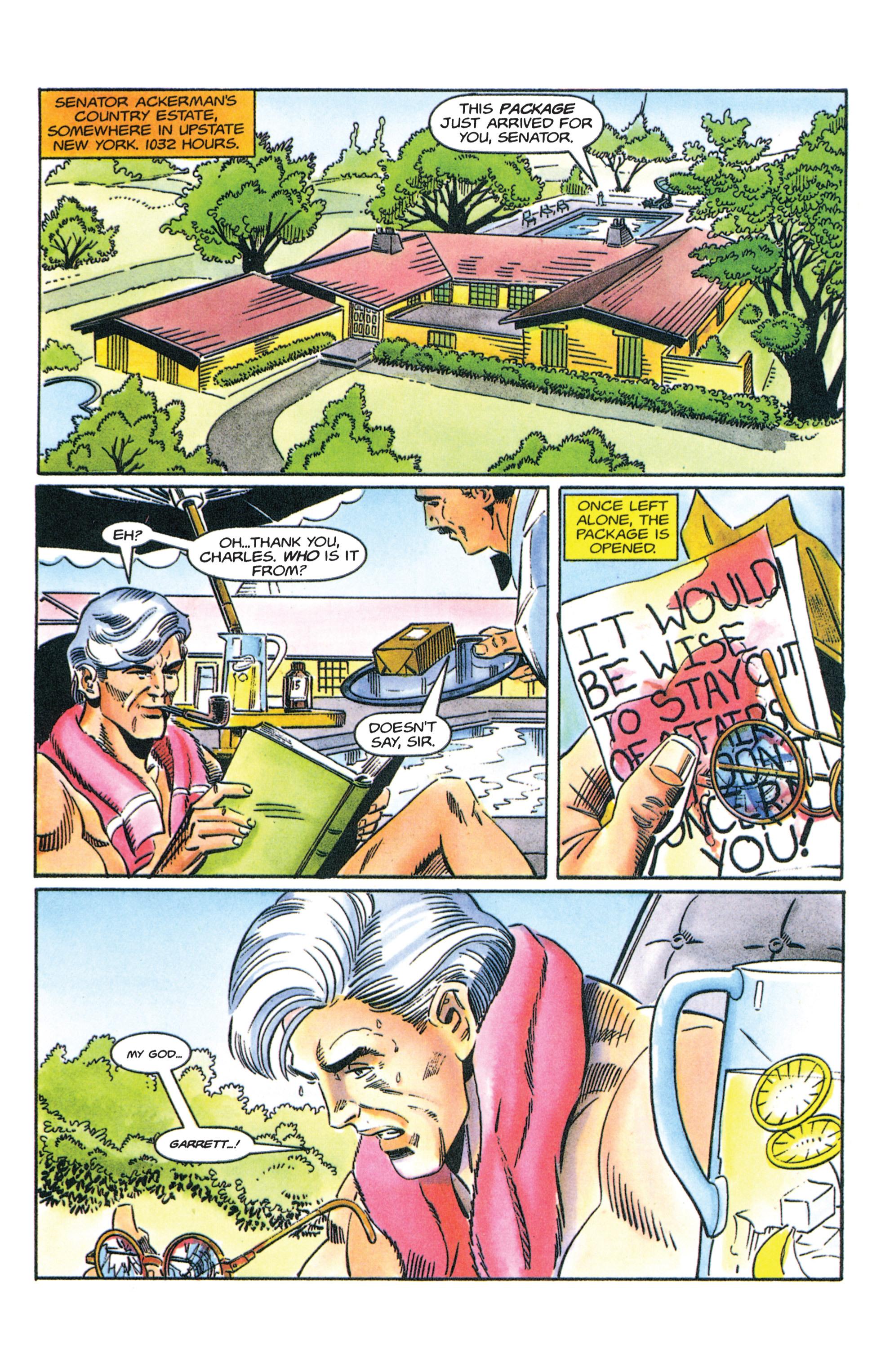Read online Armorines comic -  Issue #12 - 19