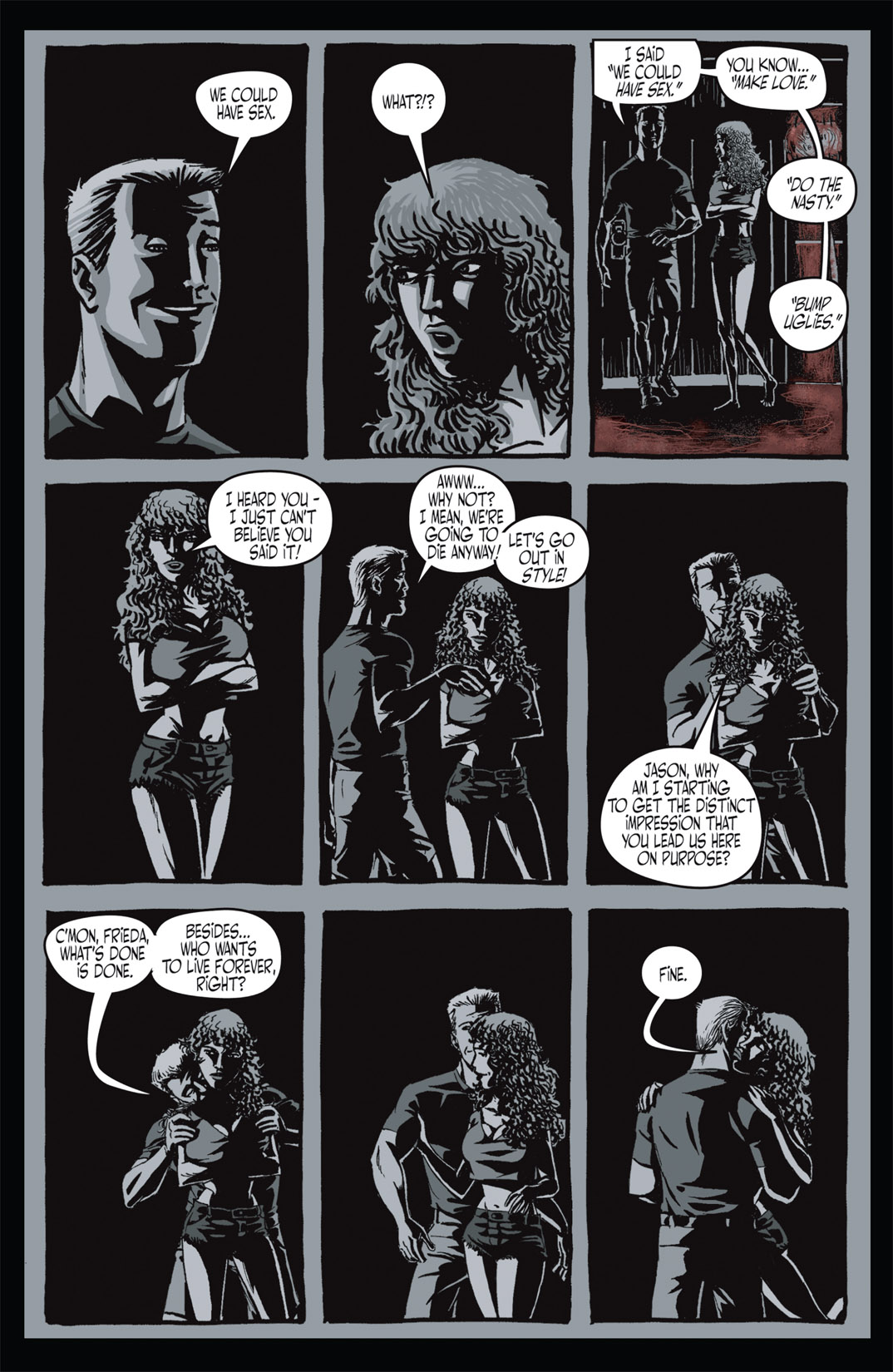 Read online Nightmare World comic -  Issue # Vol. 1 Thirteen Tales of Terror - 24