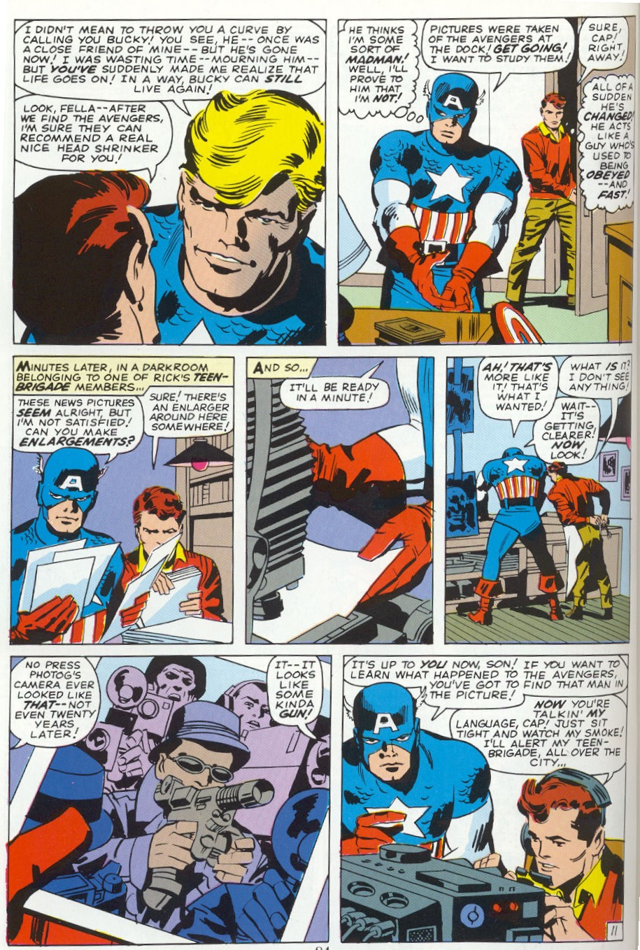 The Avengers (1963) 4 Page 11