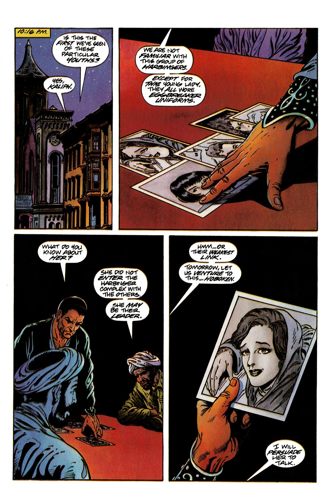 Read online Harbinger (1992) comic -  Issue #19 - 13