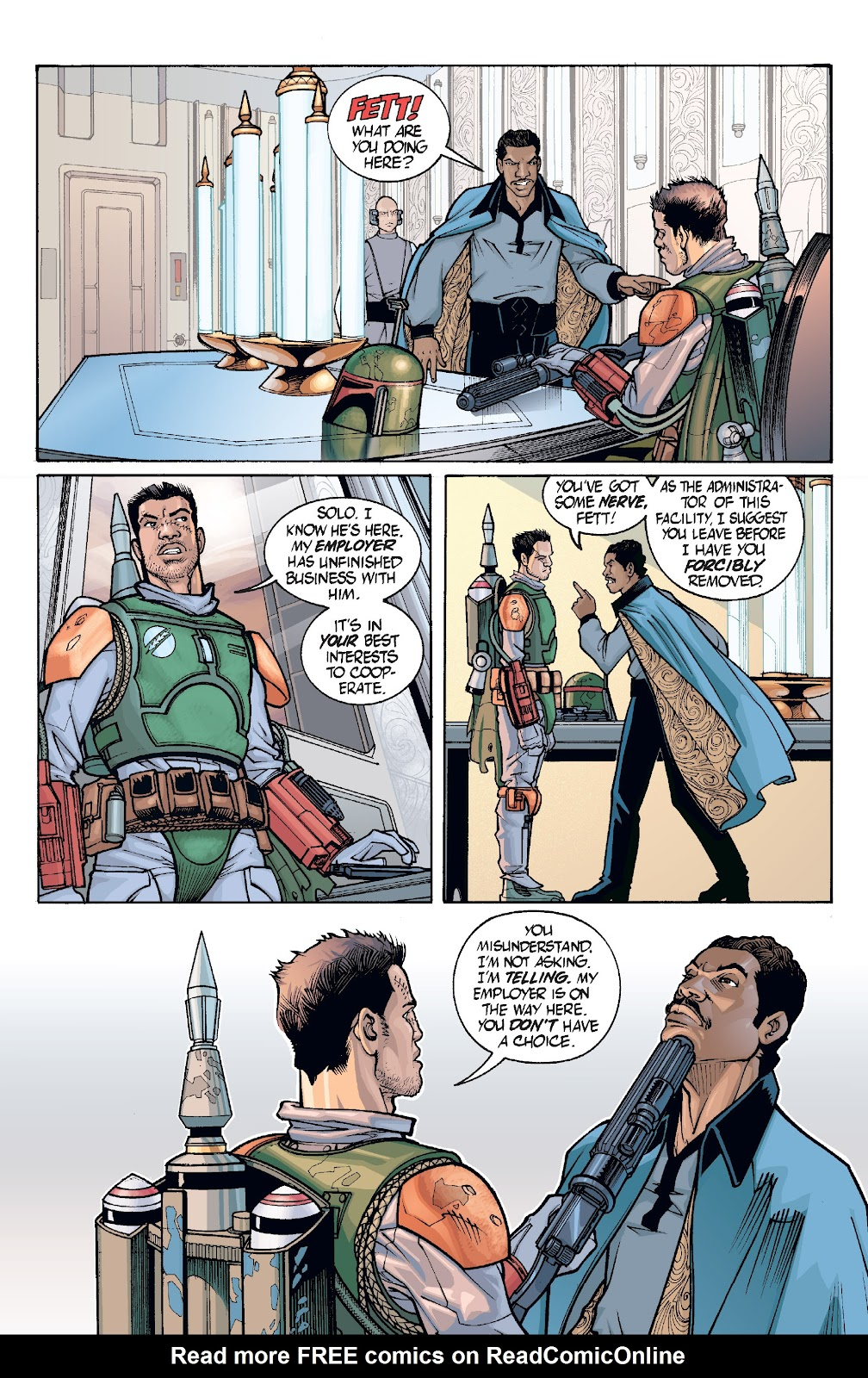Read online Star Wars Legends: Infinities - Epic Collection comic -  Issue # TPB (Part 2) - 26