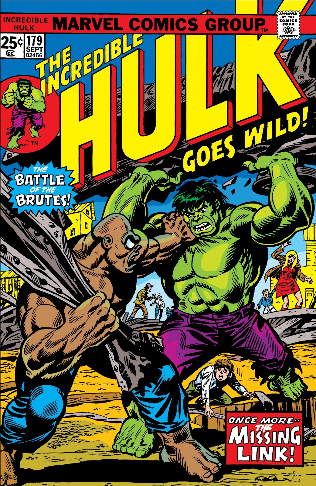 Read online Marvel Masterworks: The Incredible Hulk comic -  Issue # TPB 10 (Part 2) - 66