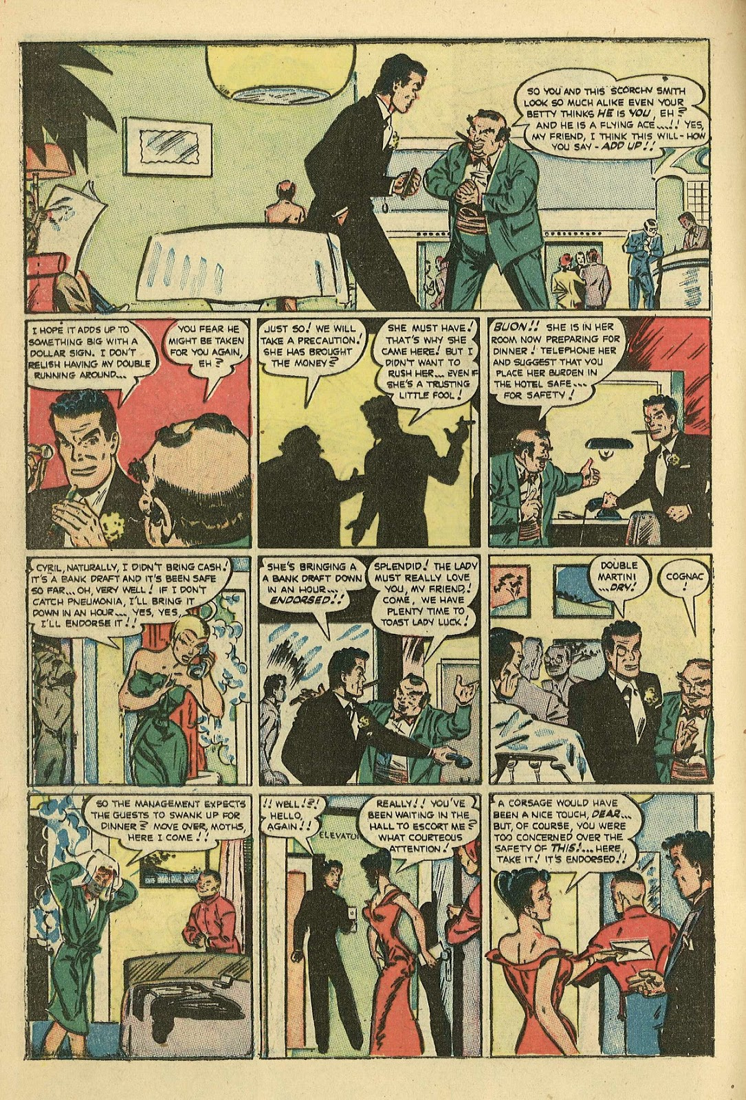 Read online Famous Funnies comic -  Issue #198 - 16