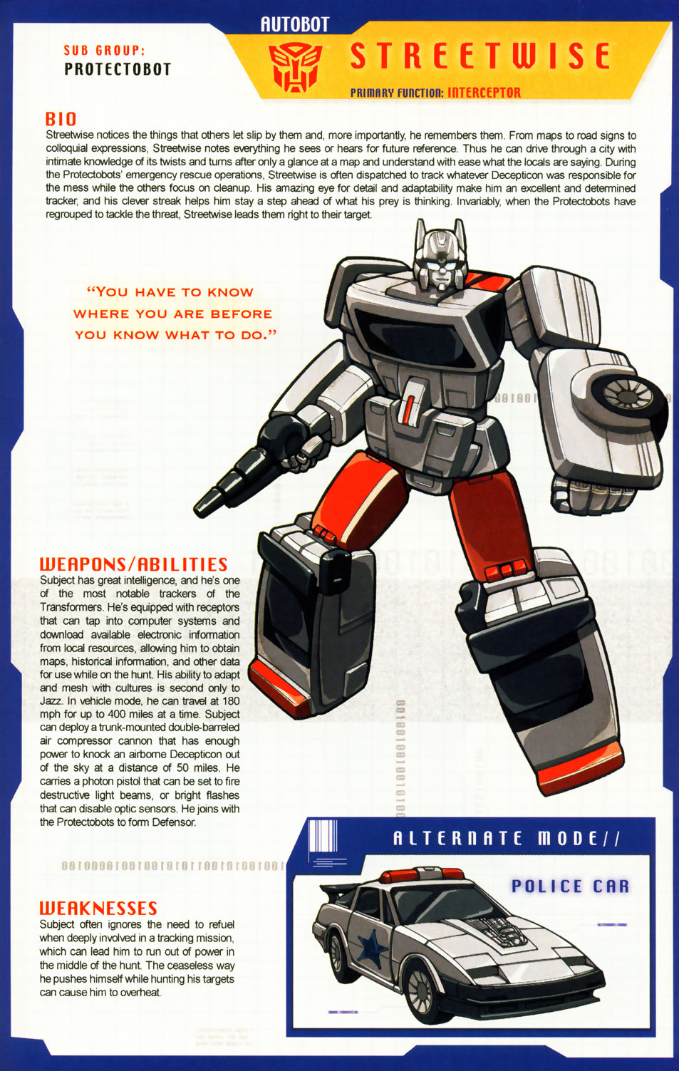 Read online Transformers: More than Meets the Eye comic -  Issue #5 - 7