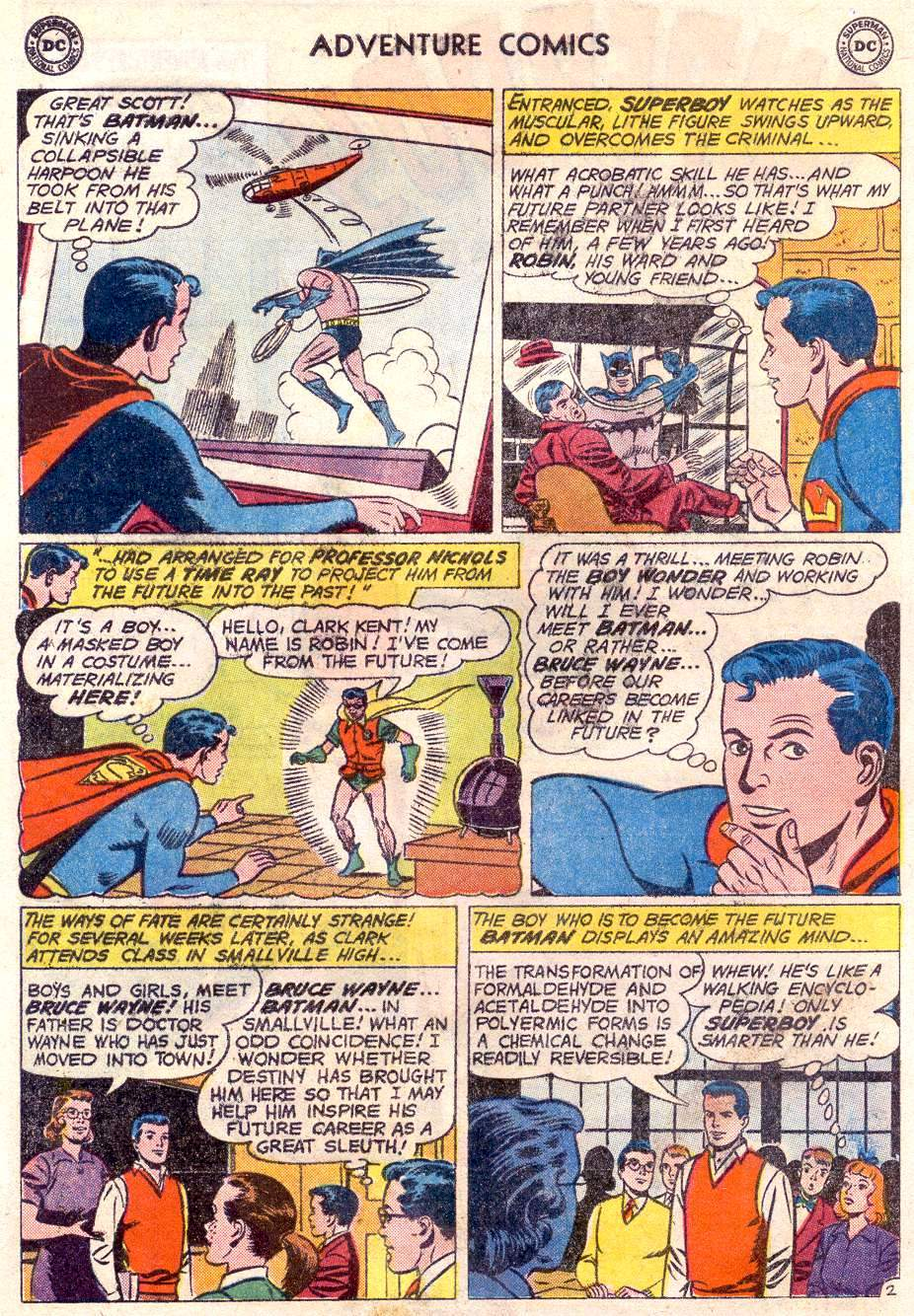 Read online Adventure Comics (1938) comic -  Issue #275 - 4