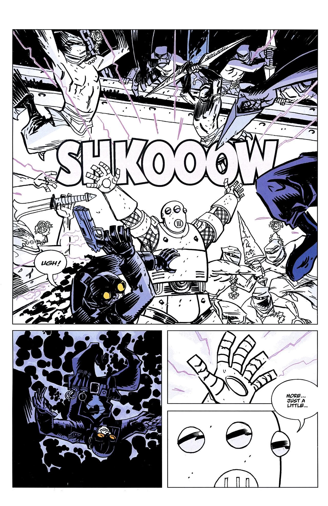 Read online Lobster Johnson: The Iron Prometheus comic -  Issue #2 - 6