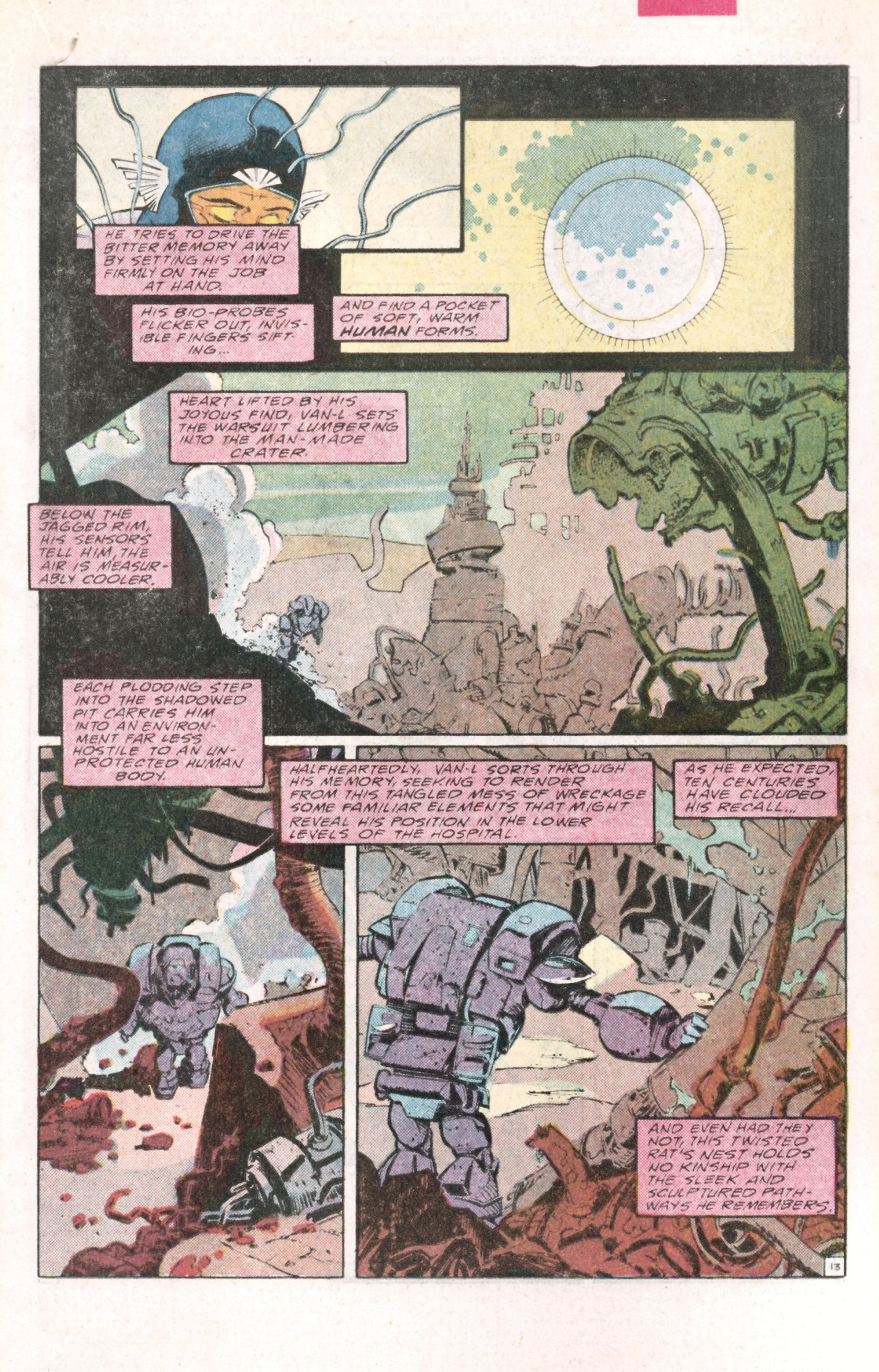 Read online World of Krypton comic -  Issue #2 - 21