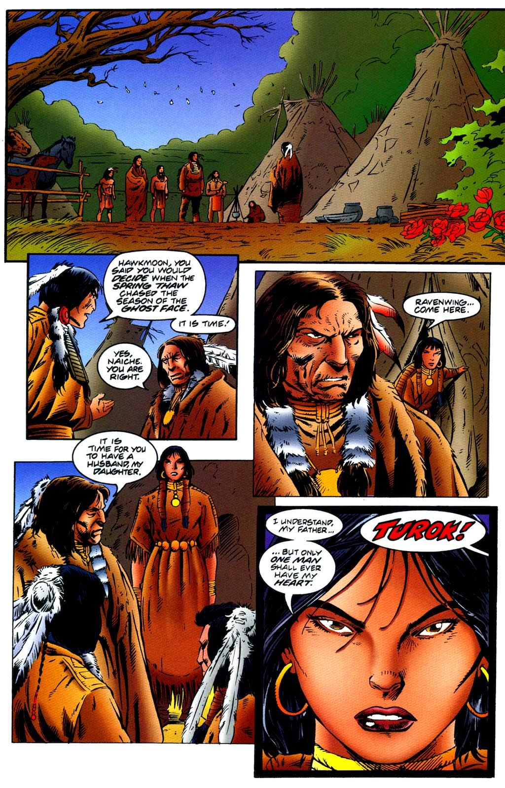 Read online Turok, Dinosaur Hunter (1993) comic -  Issue #44 - 10