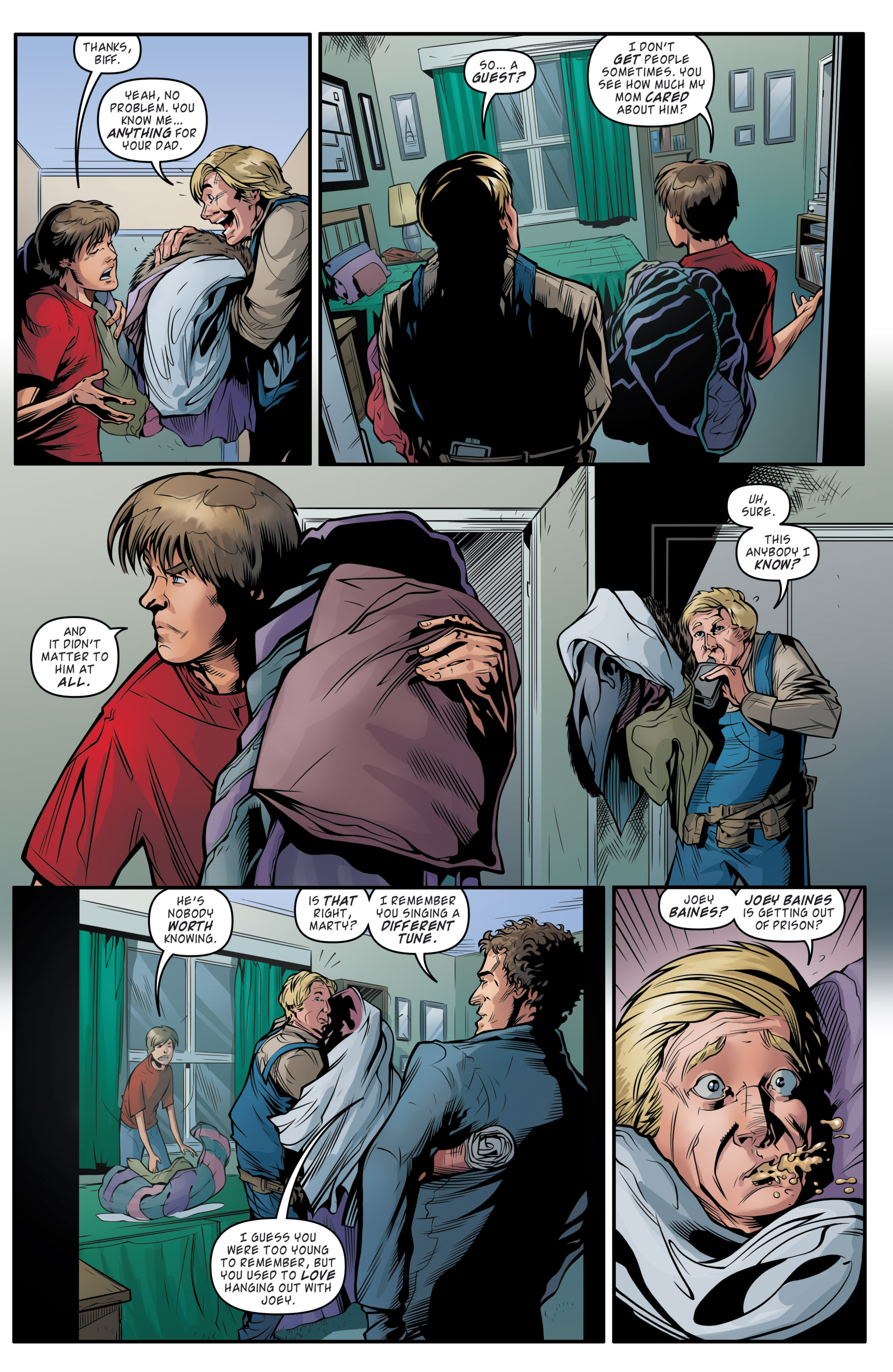 Read online Back to the Future (2015) comic -  Issue #19 - 9
