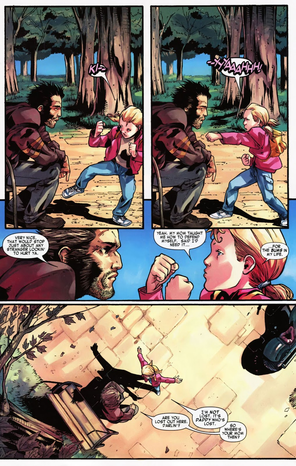 Read online Wolverine (2003) comic -  Issue #900 - 58