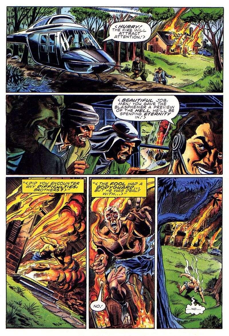 Read online Secret Weapons comic -  Issue #11 - 6