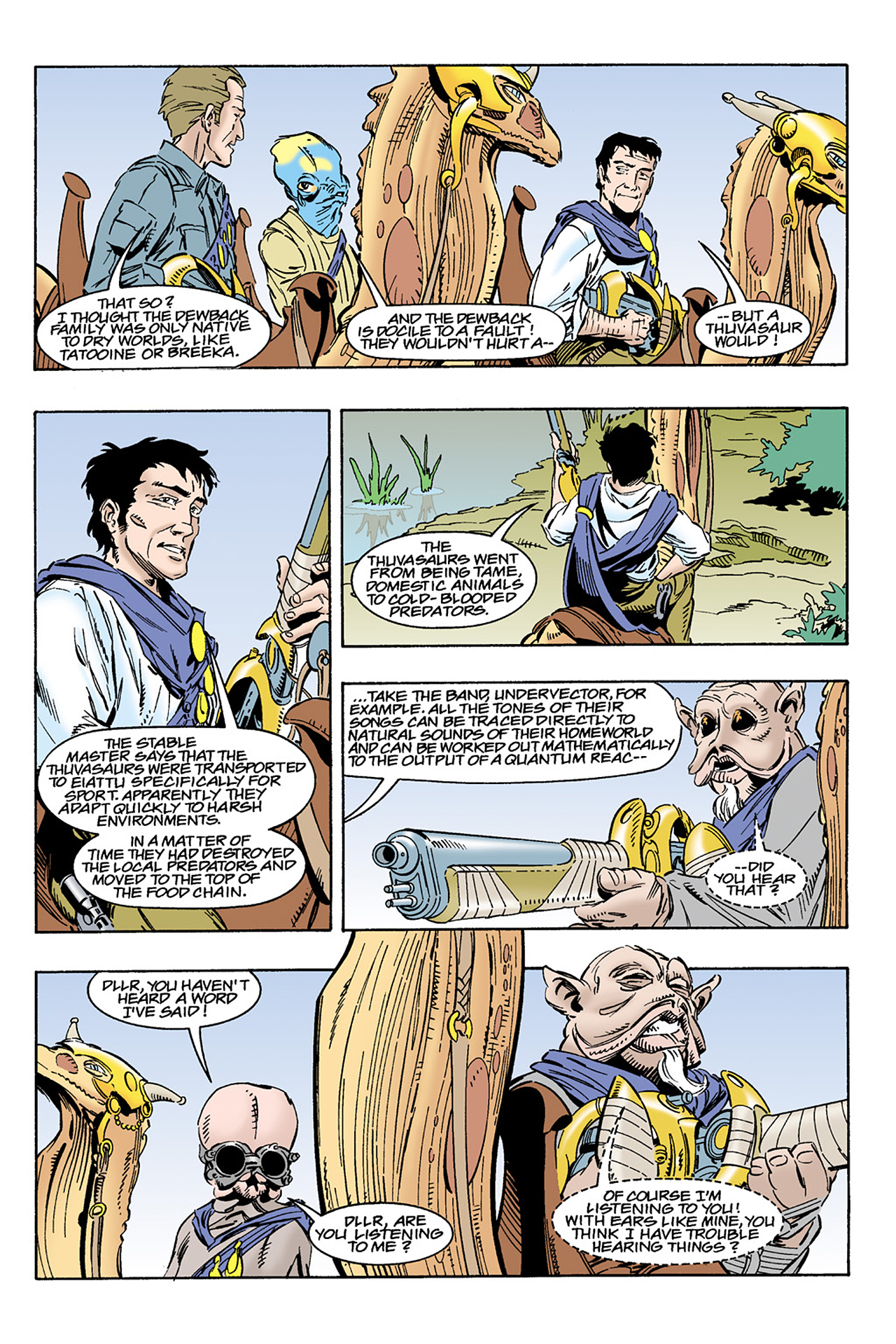 Read online Star Wars Omnibus comic -  Issue # Vol. 2 - 144
