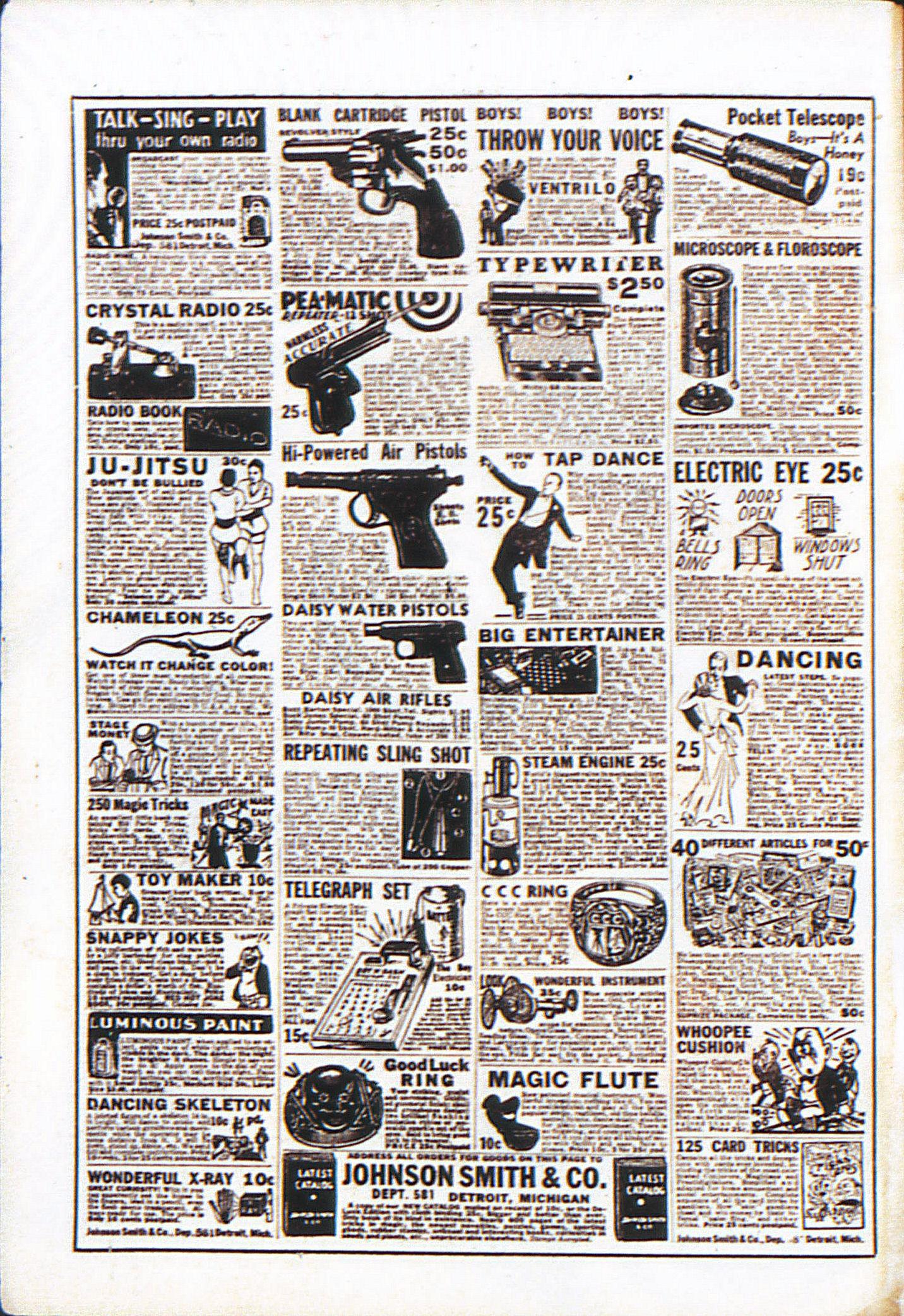 Read online Adventure Comics (1938) comic -  Issue #10 - 3