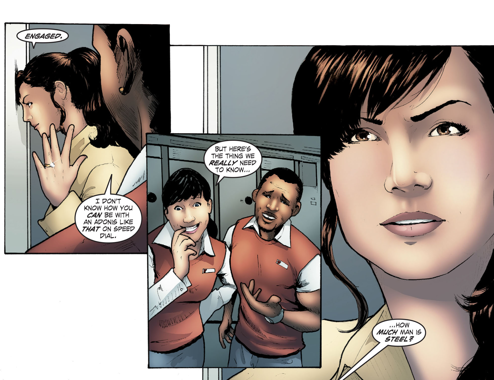 Read online Smallville: Season 11 comic -  Issue #41 - 8
