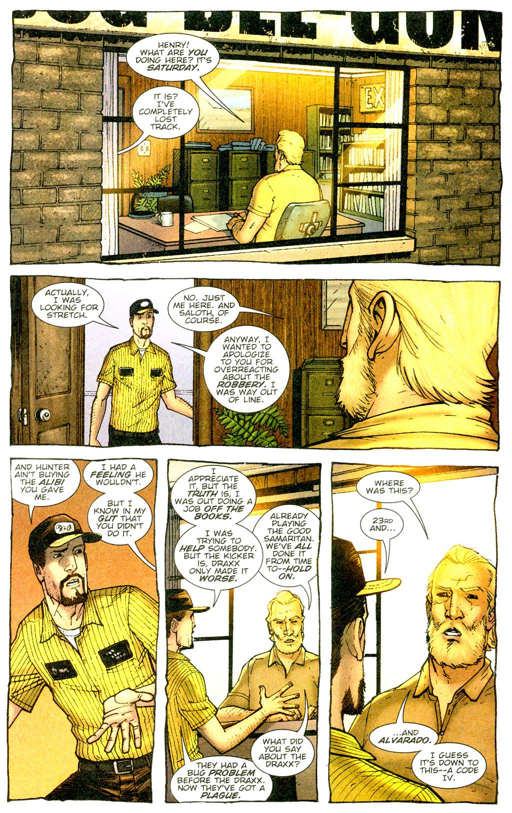 Read online The Exterminators comic -  Issue #5 - 6