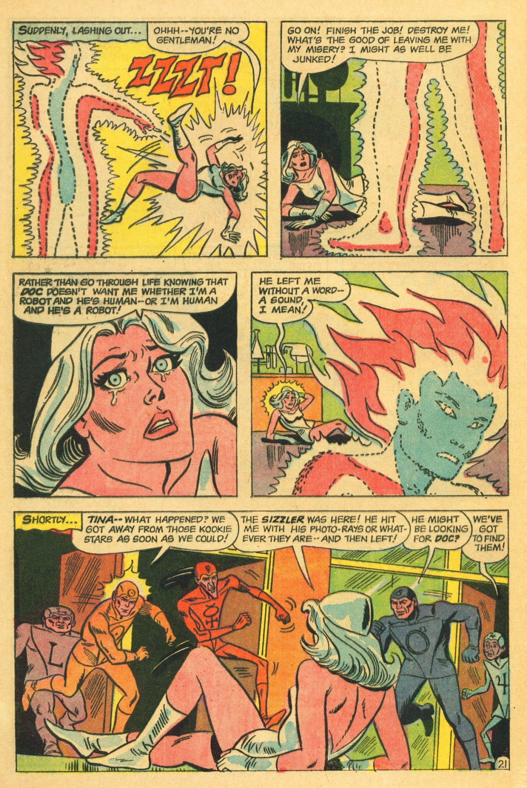 Metal Men (1963) issue 22 - Page 28