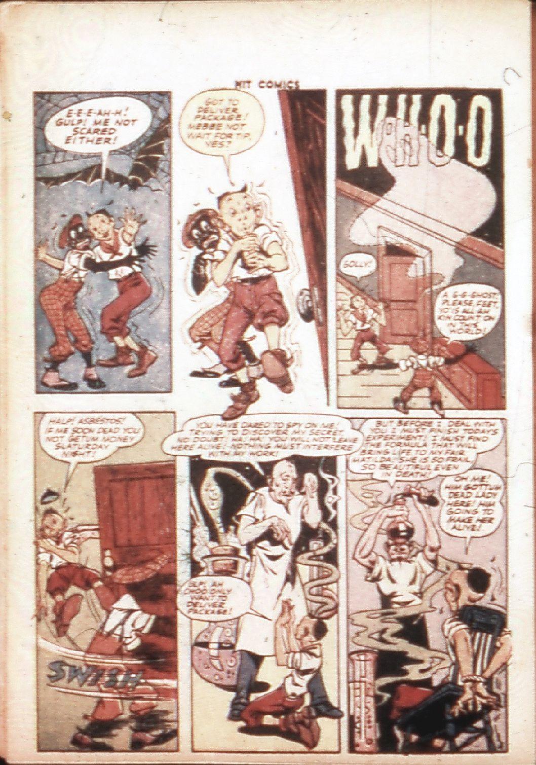 Read online Hit Comics comic -  Issue #30 - 41