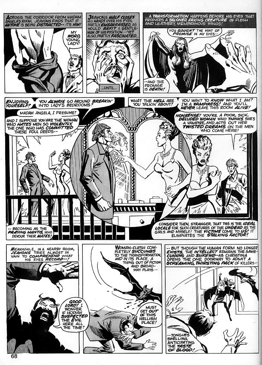 Vampire Tales issue 2 - Page 69