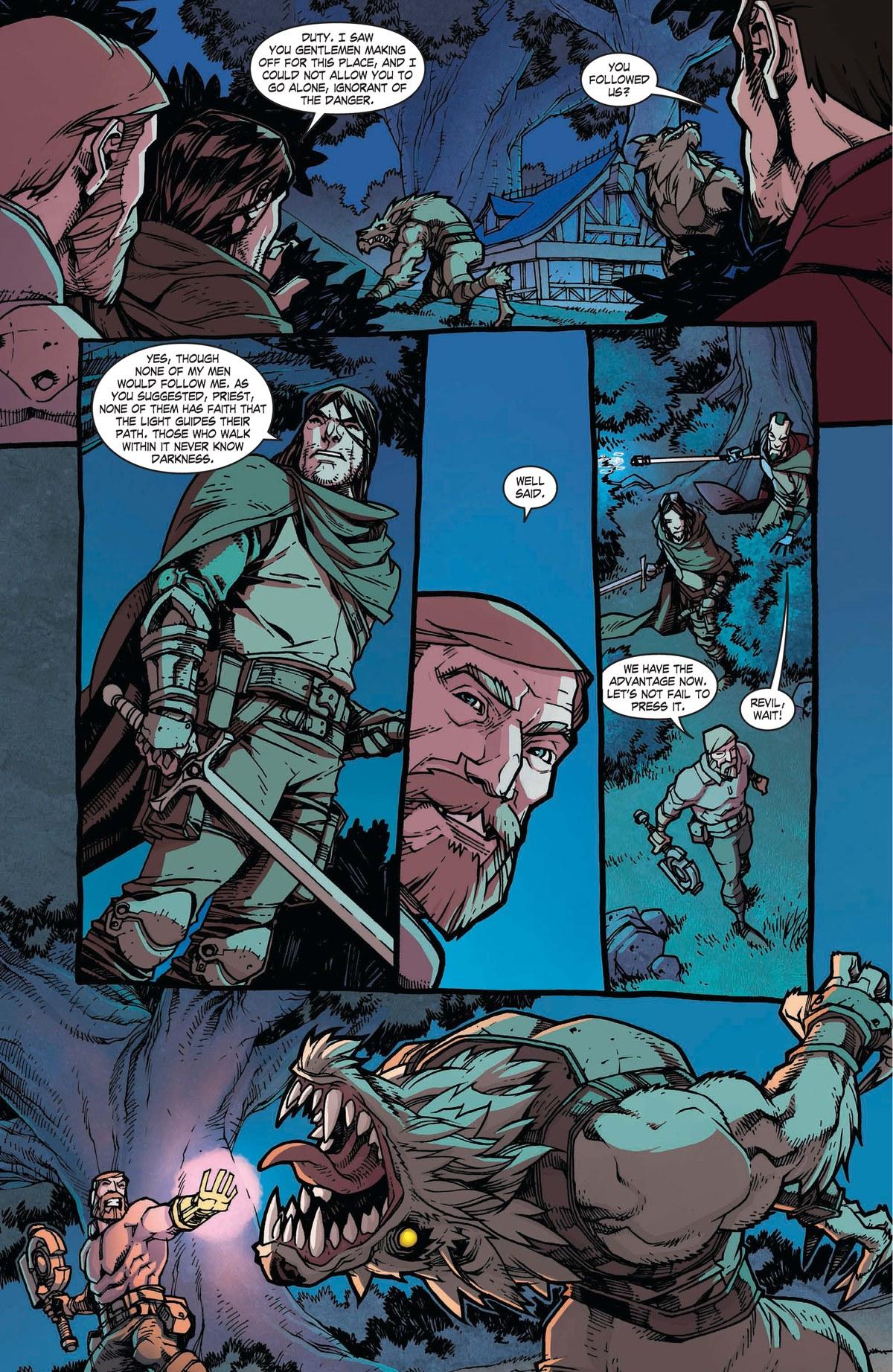 Read online World of Warcraft: Dark Riders comic -  Issue # Full - 48