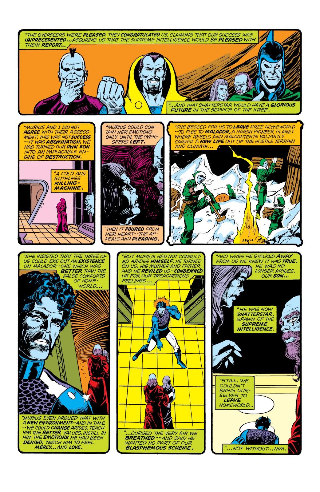 Read online Marvel Masterworks: The Inhumans comic -  Issue # TPB 2 (Part 1) - 76