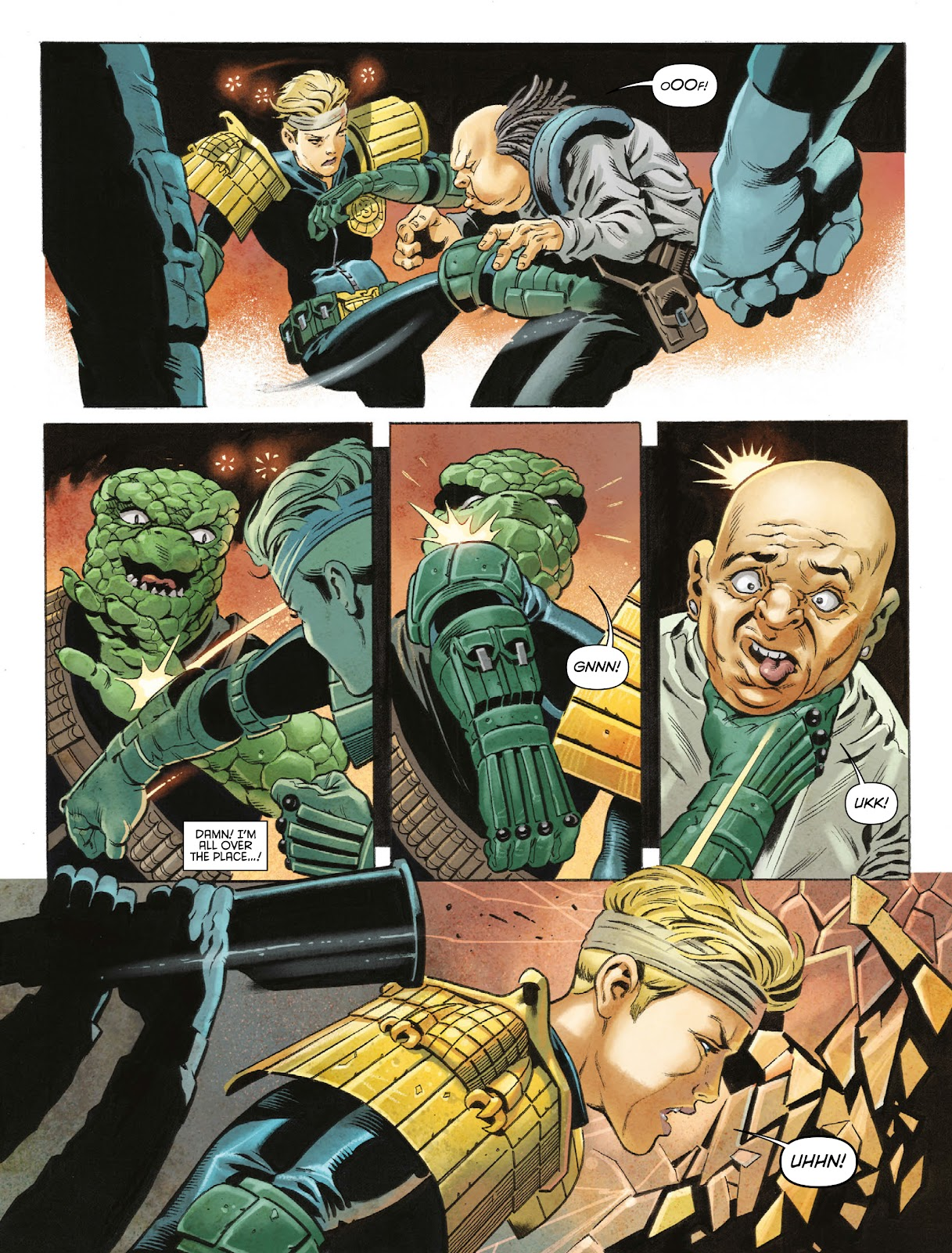 Judge Dredd Megazine (Vol. 5) Issue #382 #181 - English 46